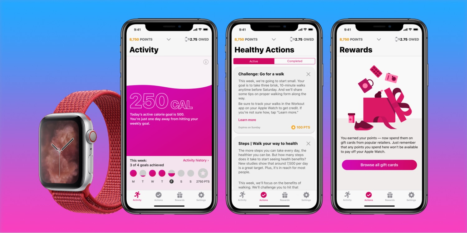 Aetna launches new program to earn a free Apple Watch - 9to5Mac