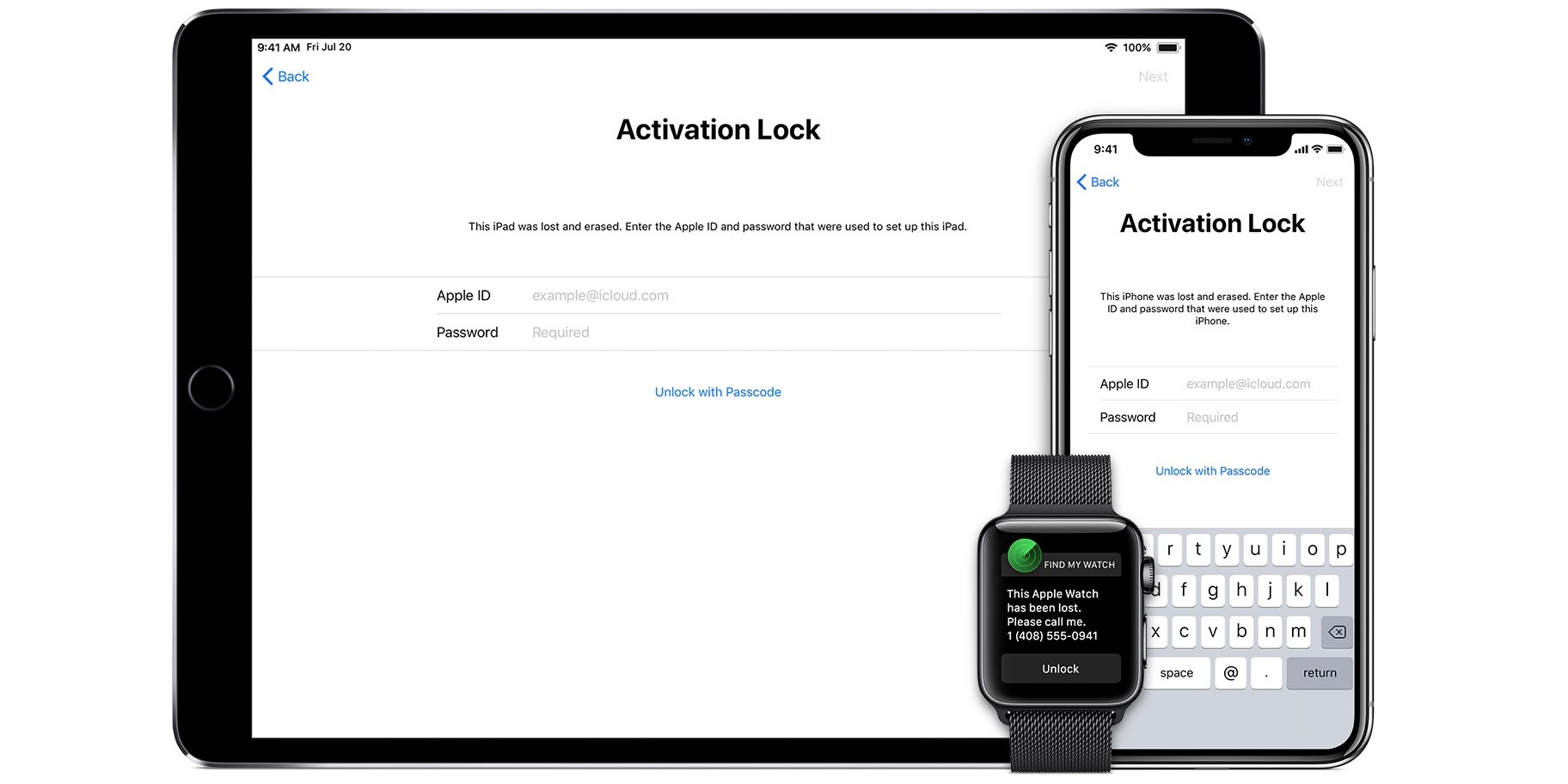 How to get rid of activation lock on ipad mini