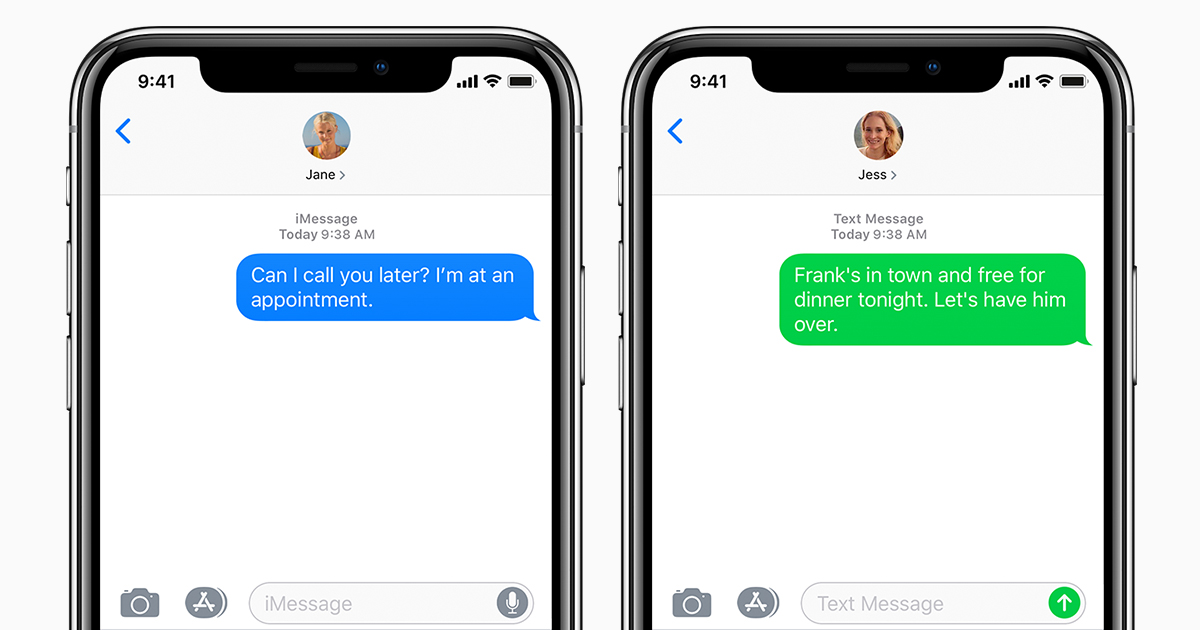 Apple reportedly 'in discussions' to support RCS, the iMessage-like successor to SMS