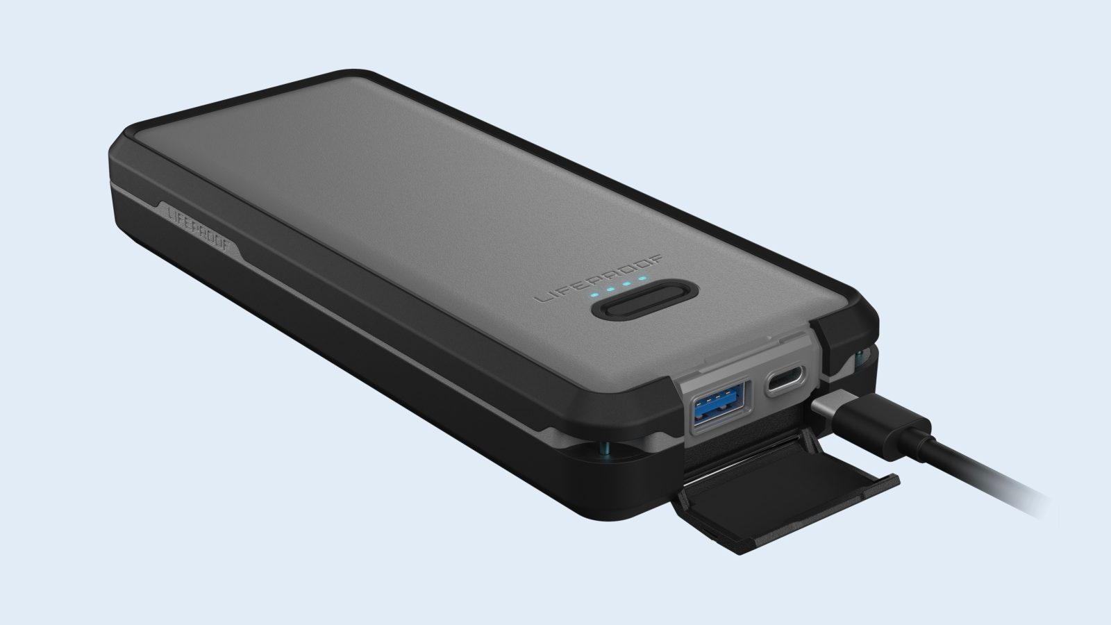 photo of LifeProof's Lifeactív Power Pack 10 now available with Qi wireless charging, waterproof design, more image