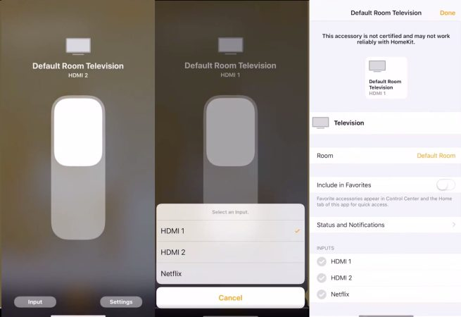 Developer demos what will be possible with HomeKit-connected AirPlay