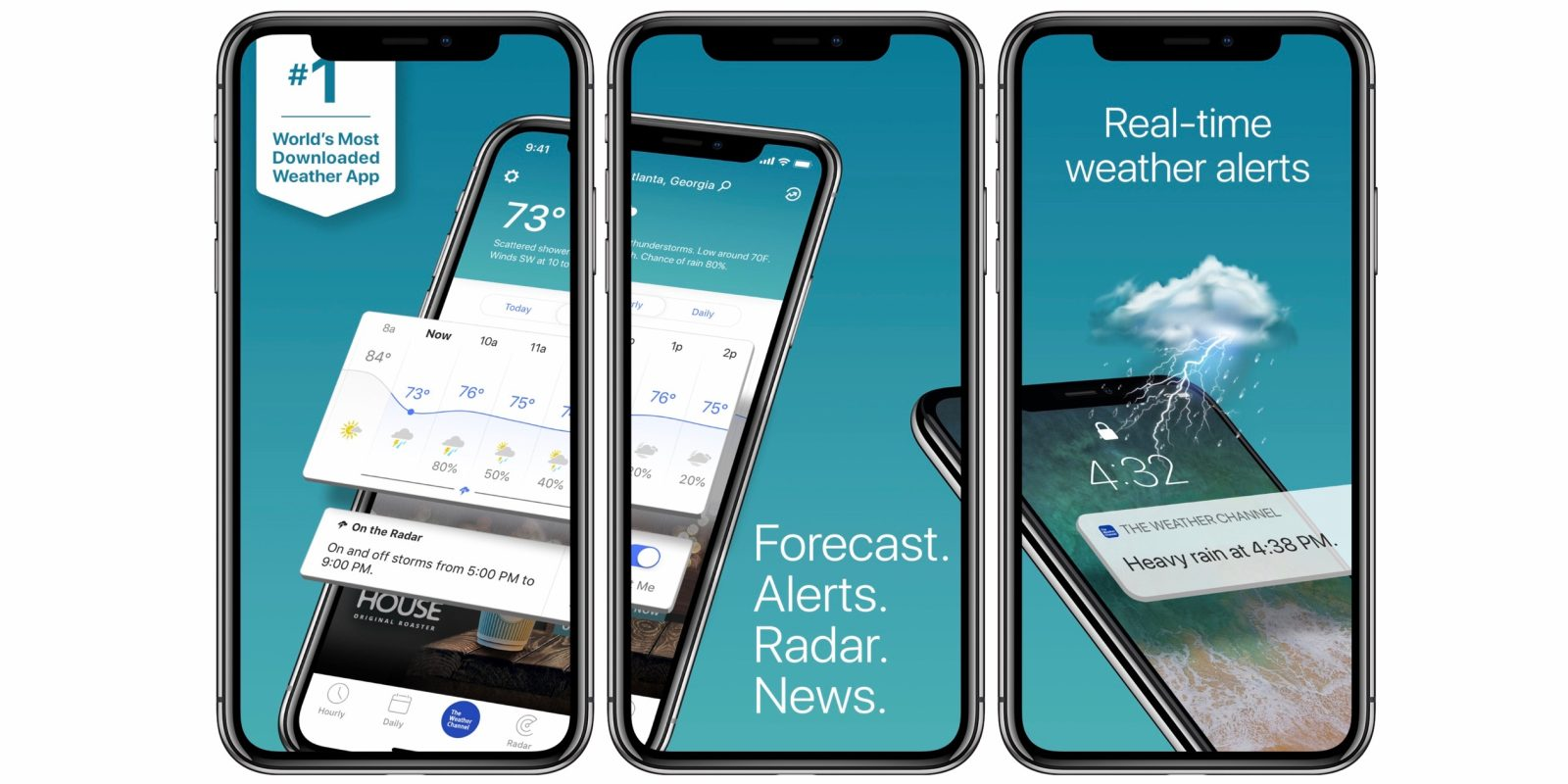 City of LA sues popular Weather Channel app, alleging misuse