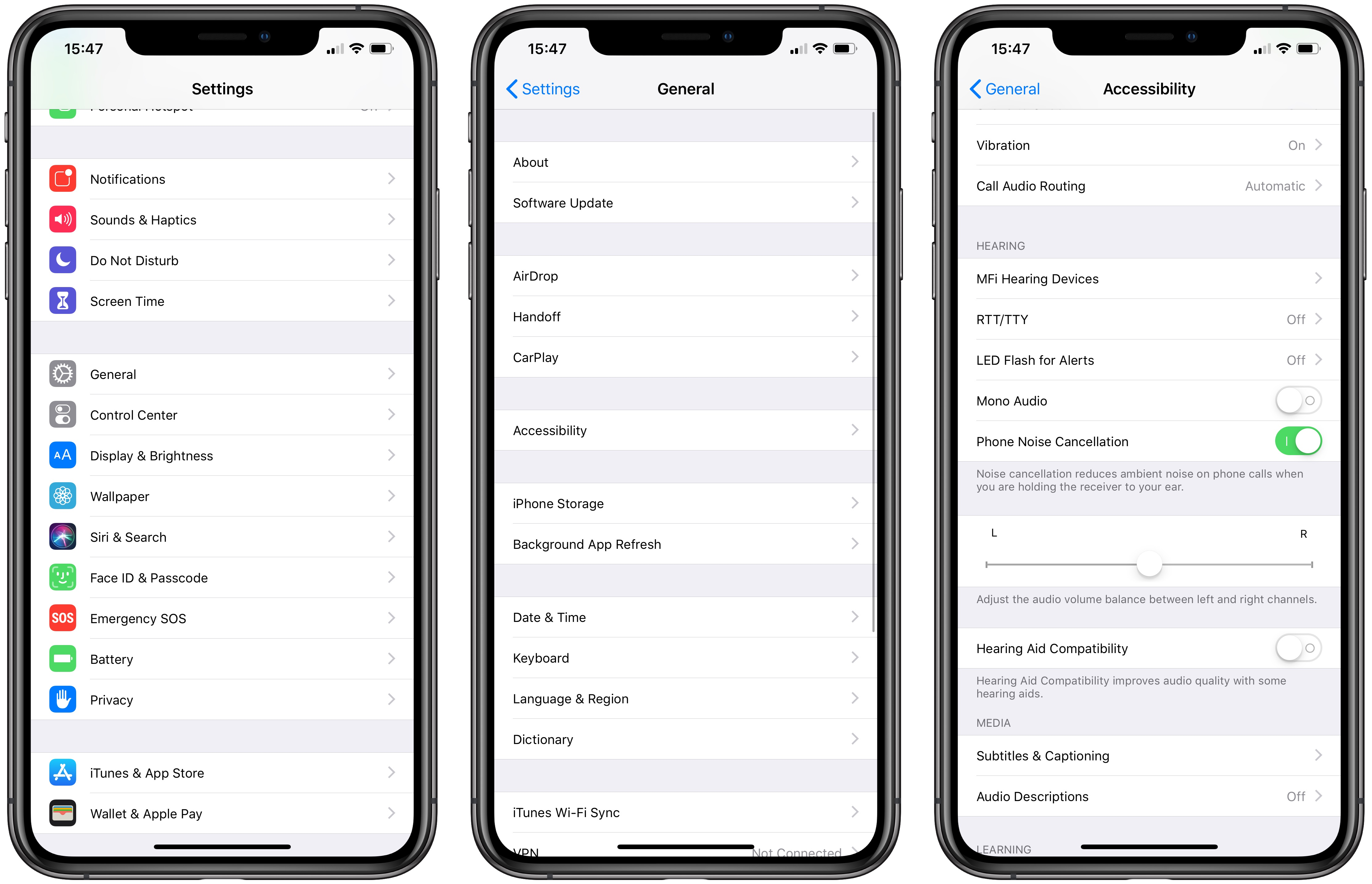 How to enable mono audio for AirPods on iPhone and iPad
