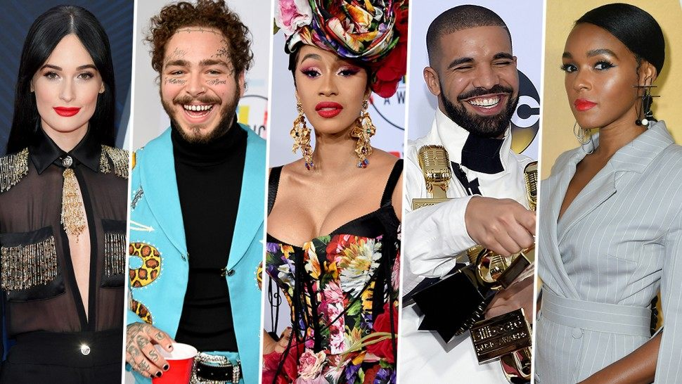 Grammys performers