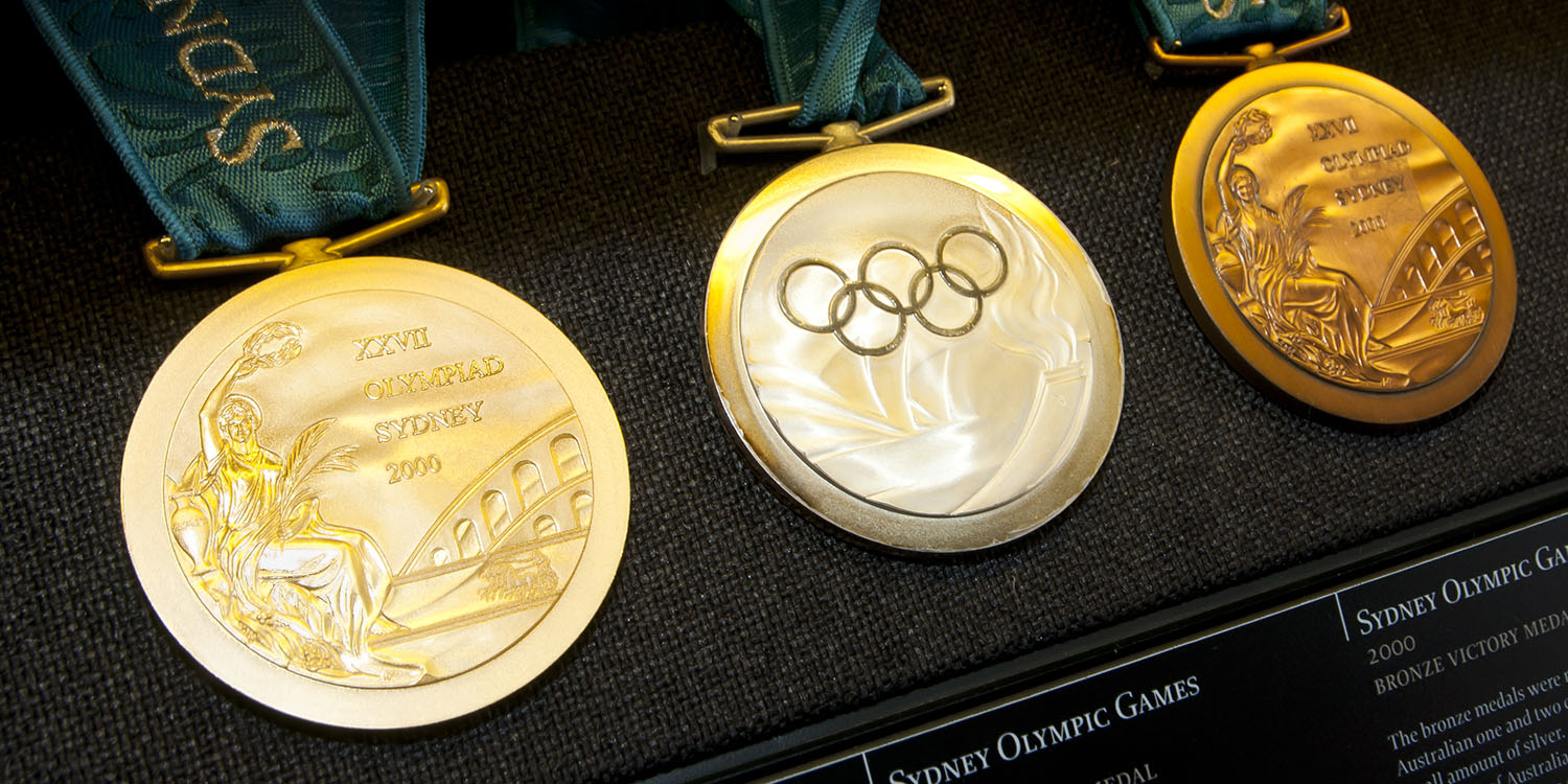 photo image The 2020 Olympic medals may be partially made out of old iPhones