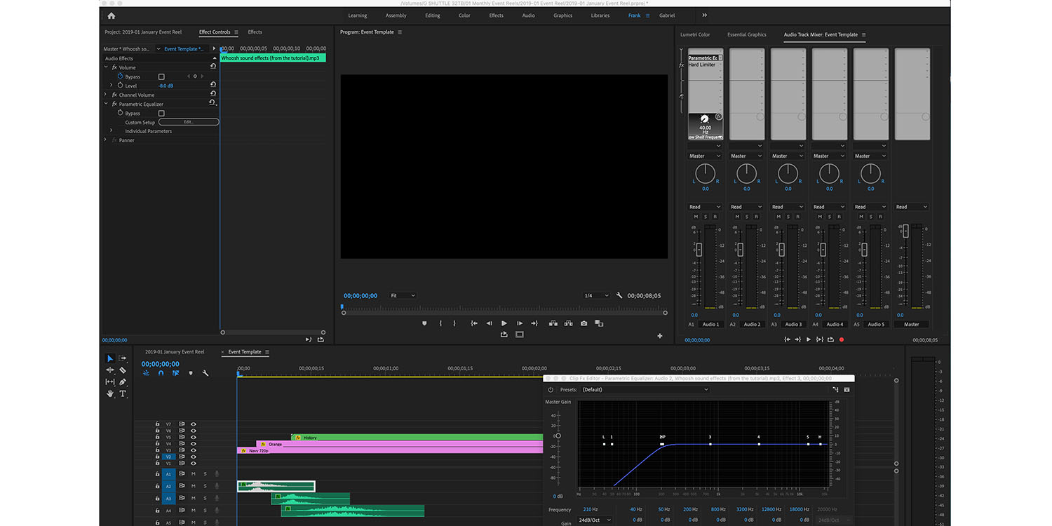 Adobe Premiere CC reportedly blowing MacBook Pro speakers