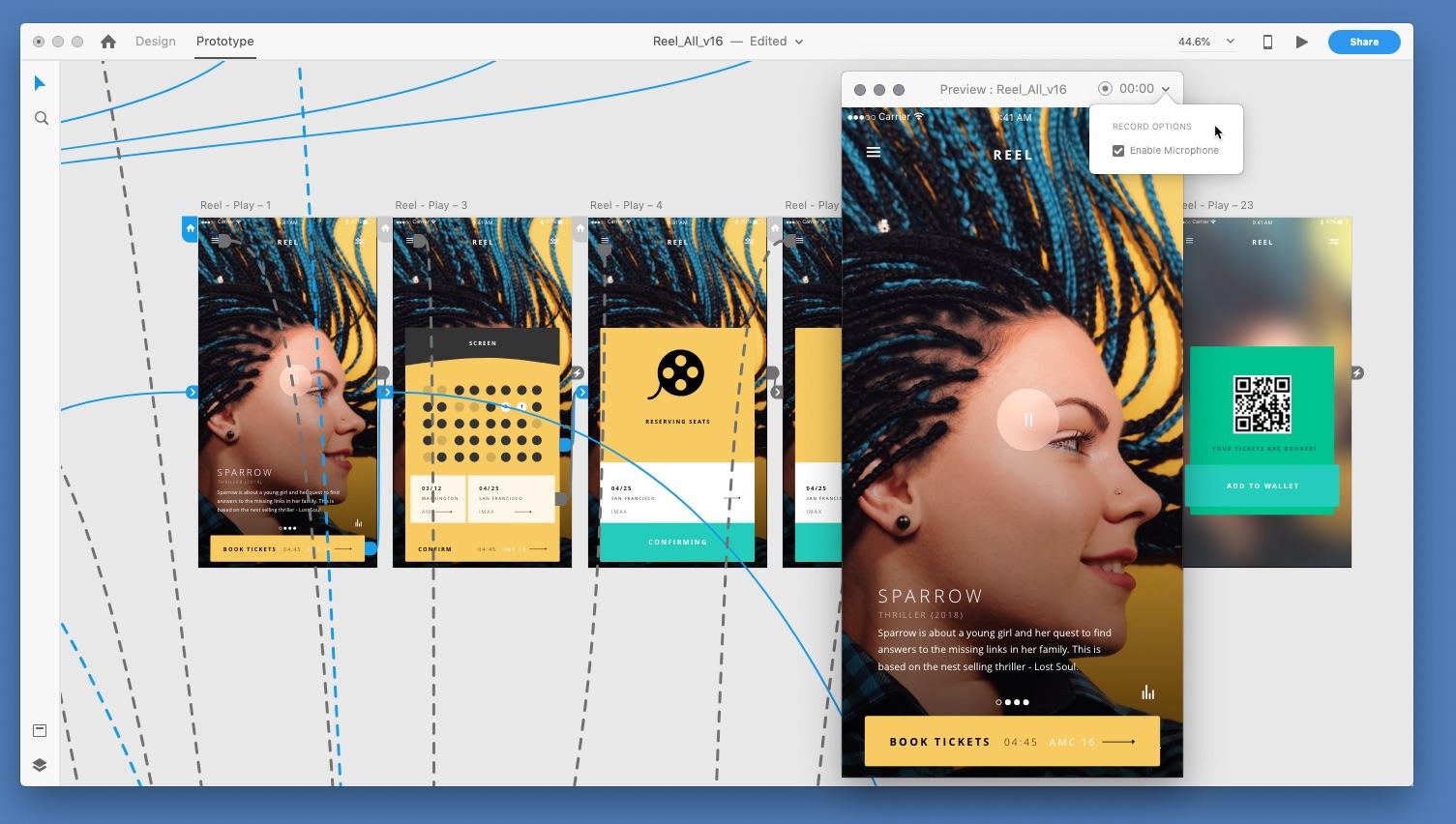 Adobe XD and Adobe Lightroom Enhance Details