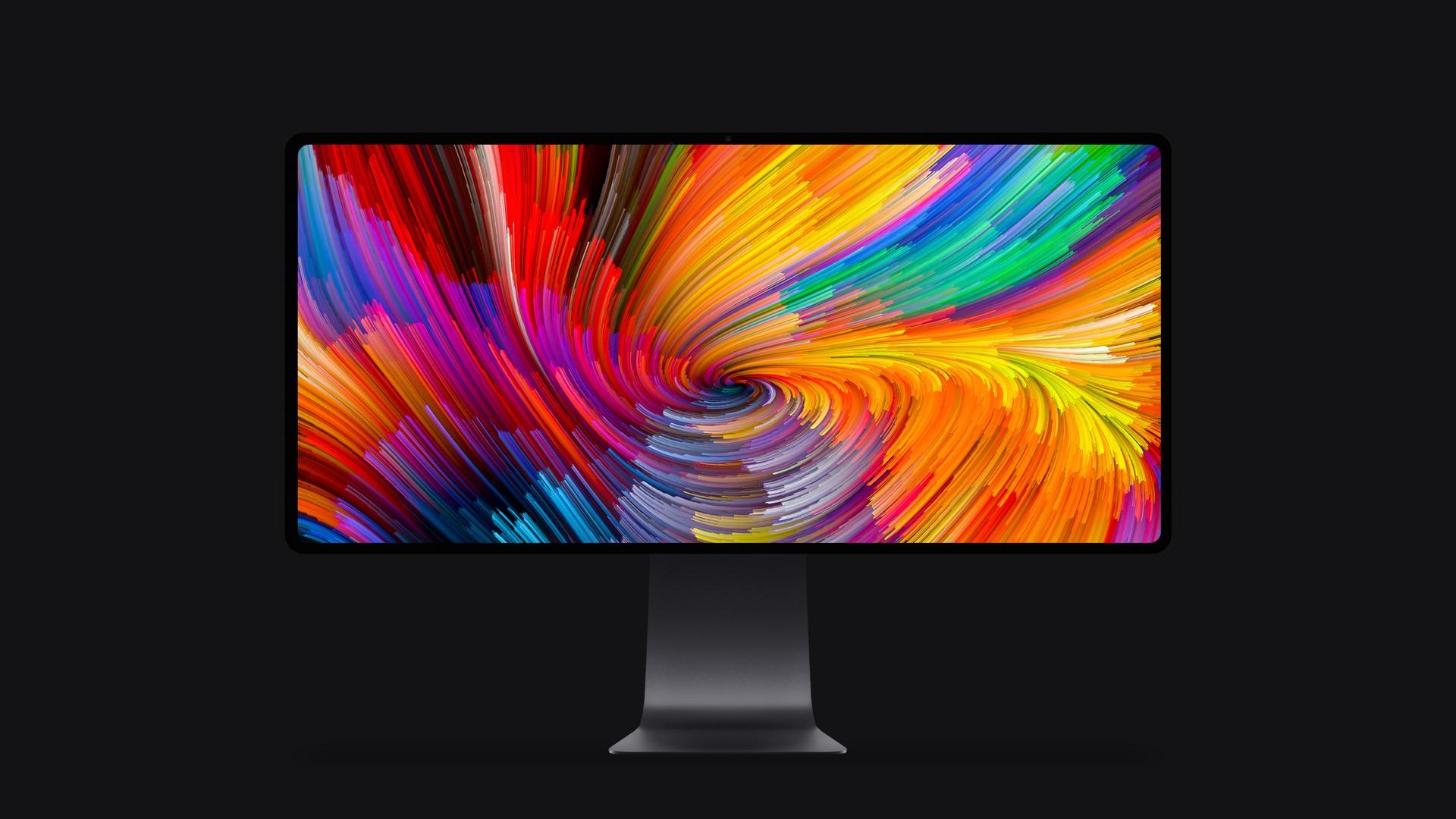 Apple 6K Display Raised