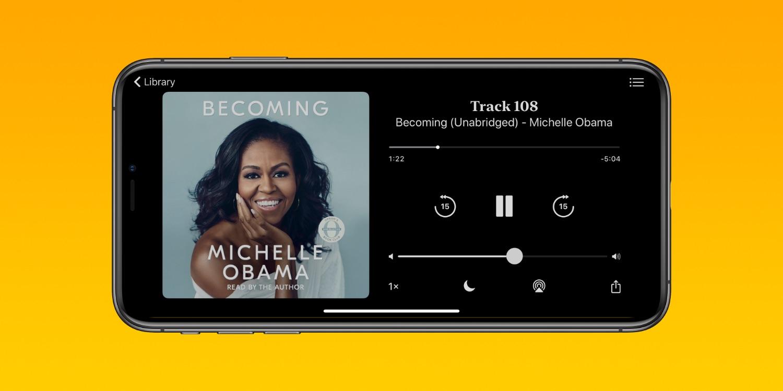 Apple Audiobooks