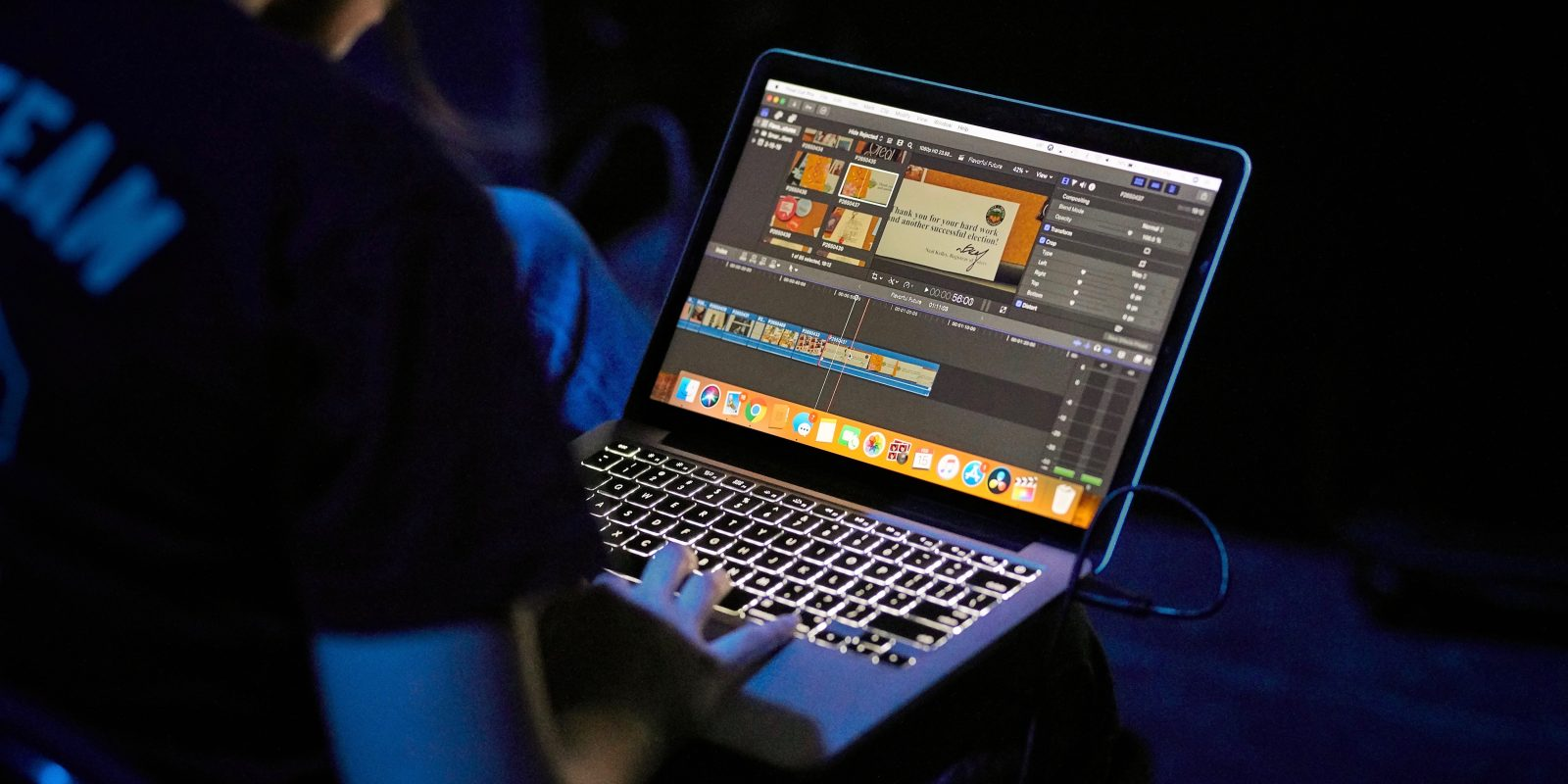 Apple highlights music and multimedia program for innovative technology use in the classroom