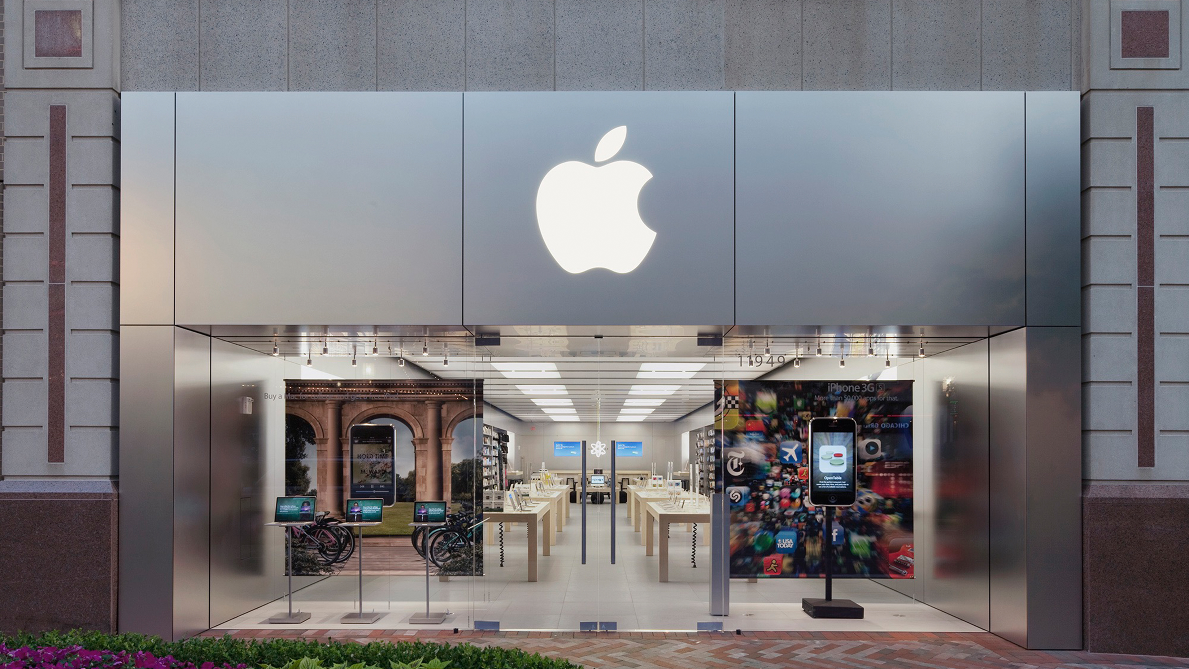 Major expansion possible for Reston, Virginia Apple Store