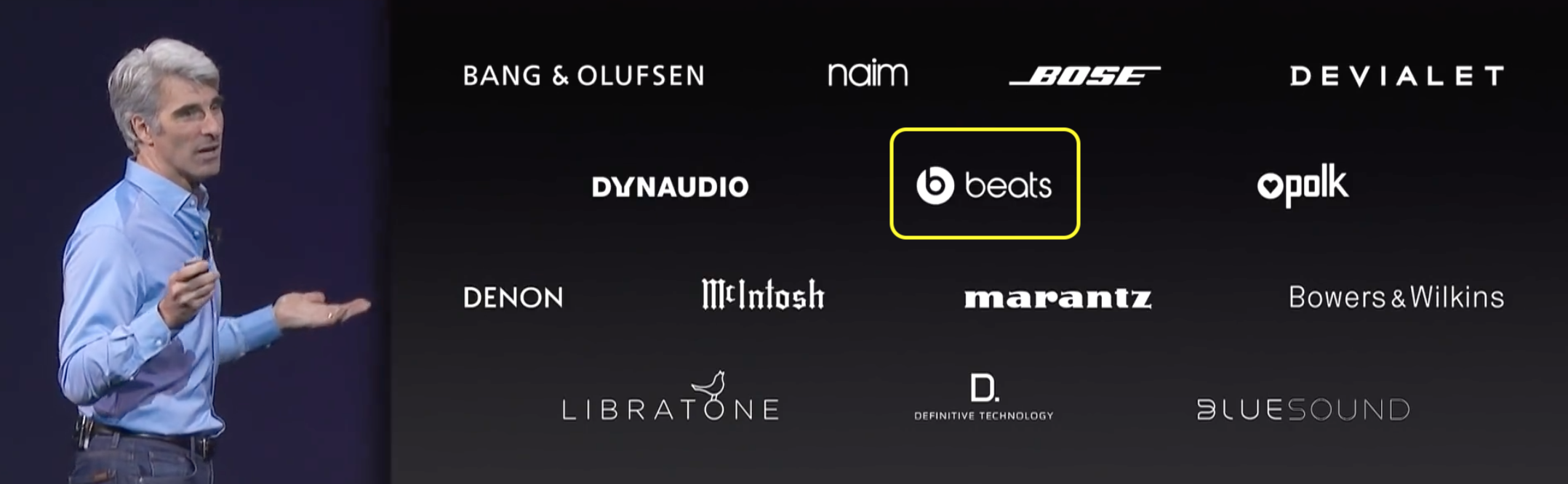 Beats AirPlay 2 announcement