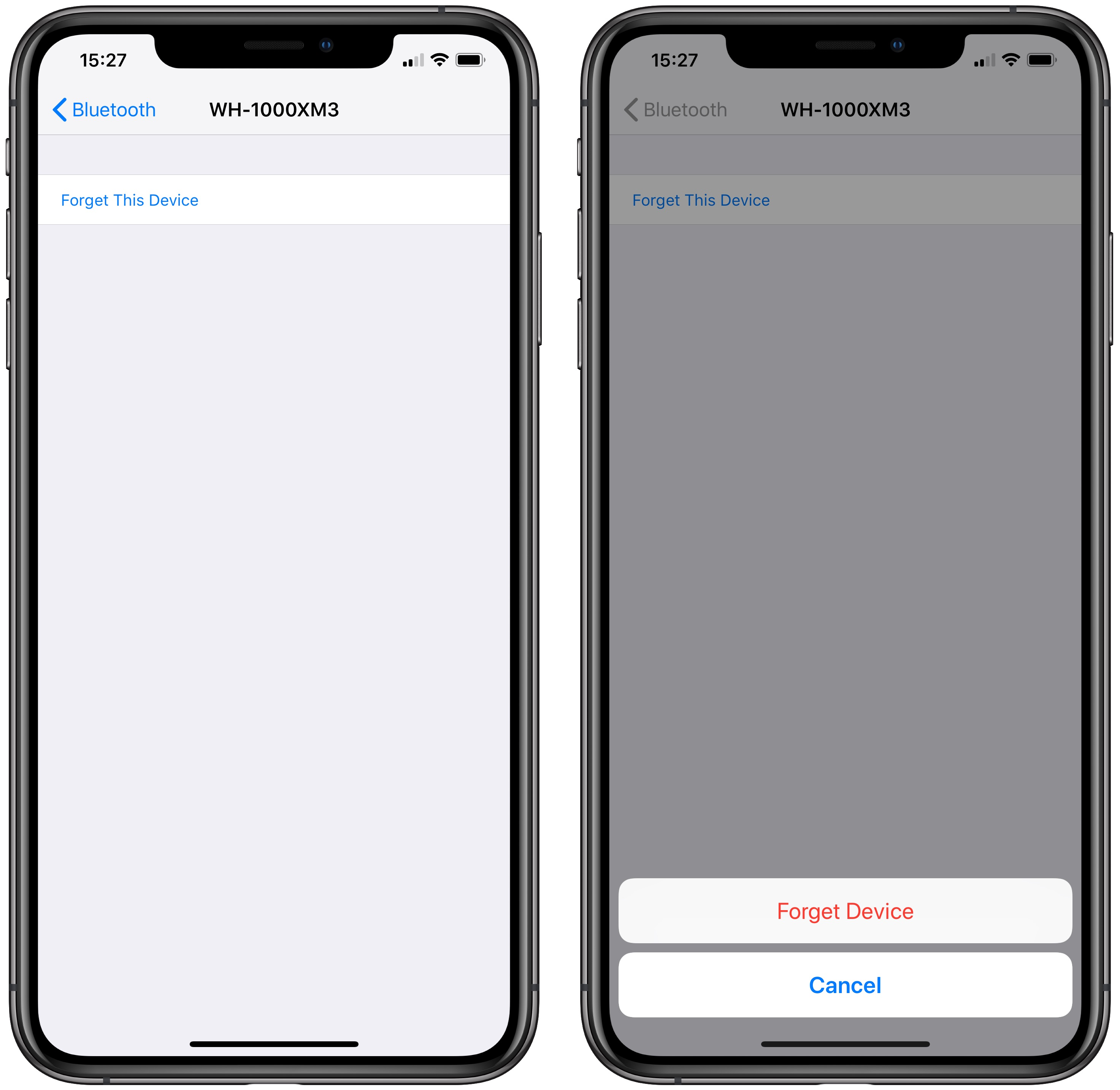 How to unpair Bluetooth devices on iPhone and iPad