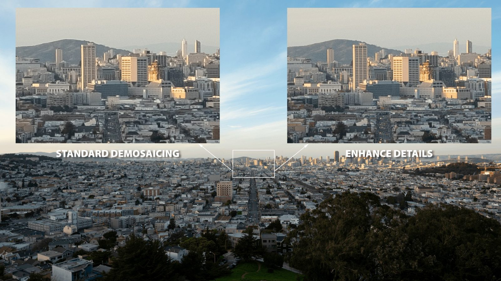 Adobe Adds Sensei-powered Detail Enhancement to Lightroom CC for Mac, Ad-hoc Photo Sharing on iOS