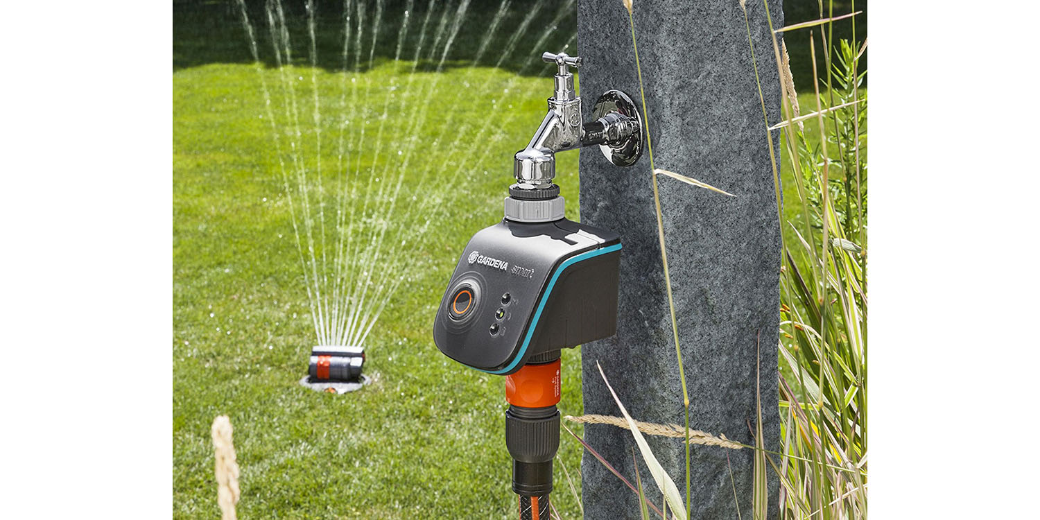 Gardena smart garden watering system gets HomeKit support