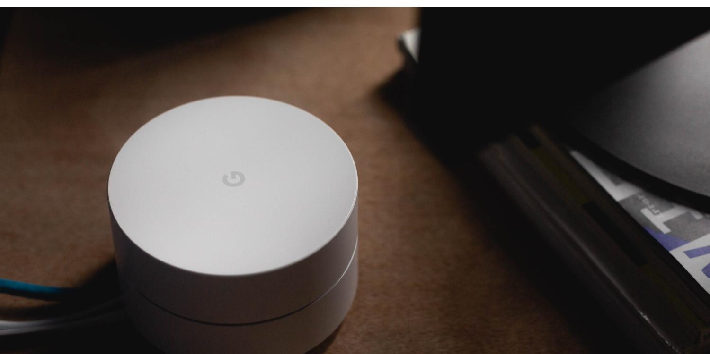 Google Wi-Fi 6