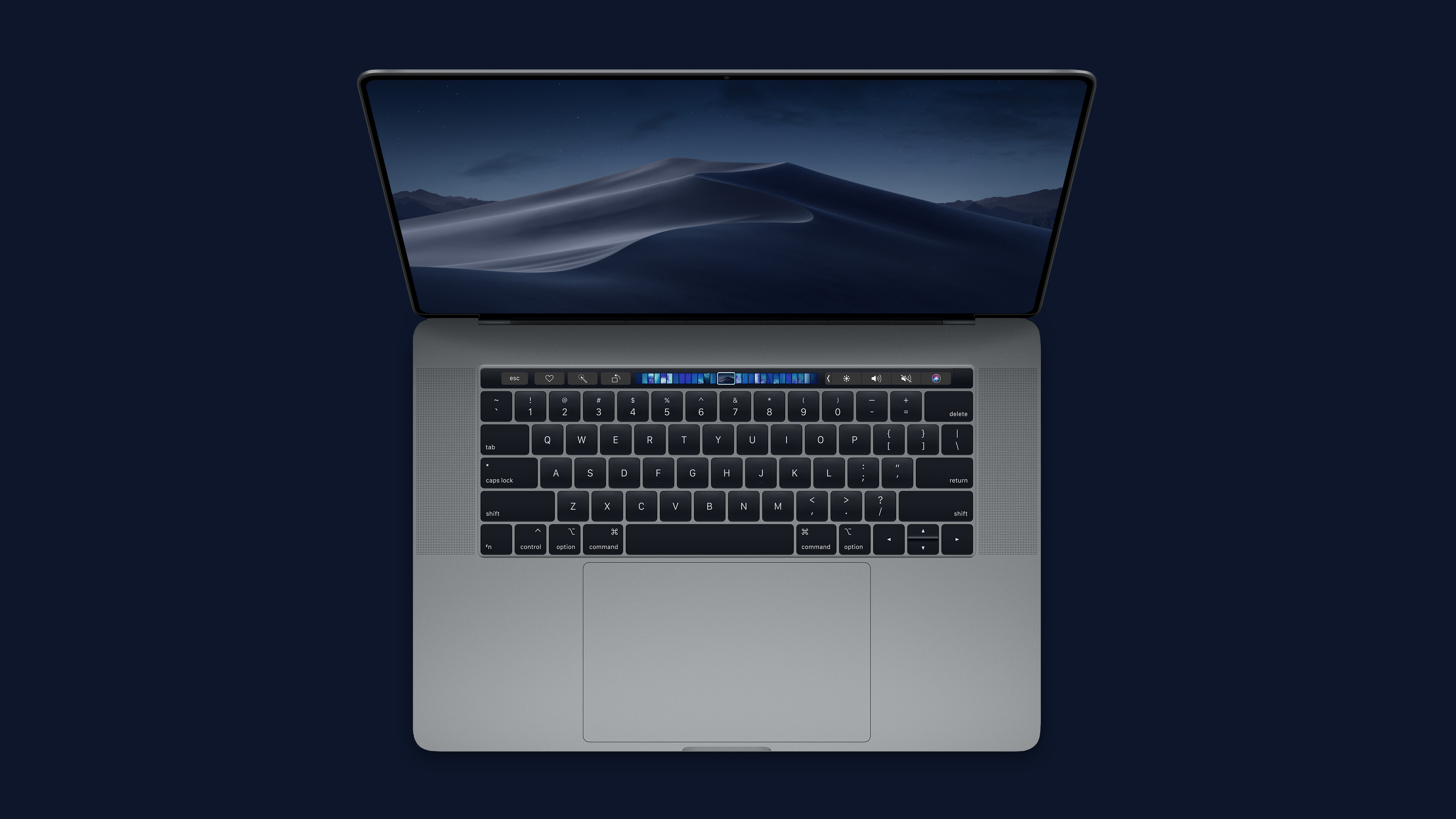 MacBook Edge-To-Edge Concept