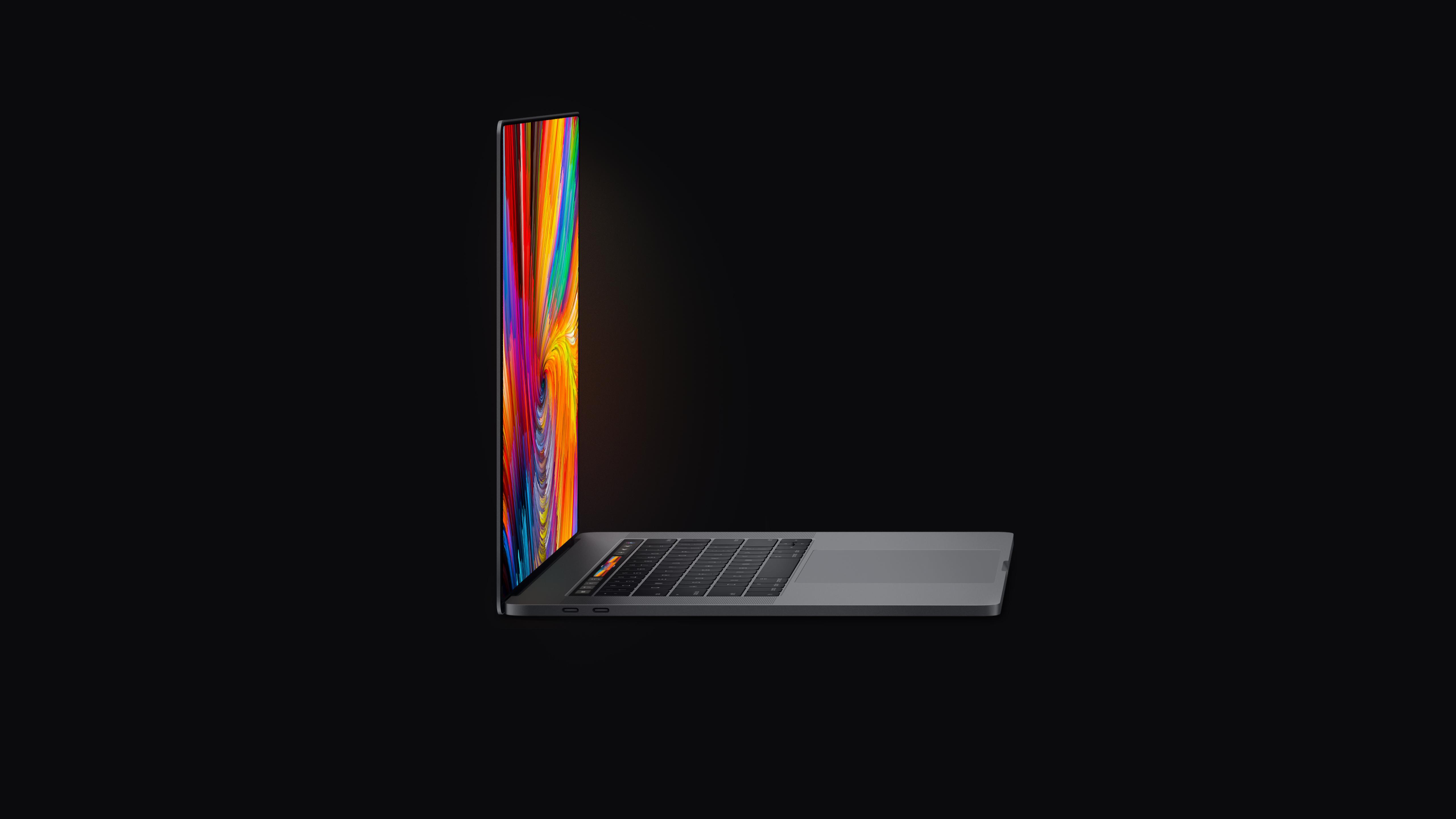 MacBook Edge-To-Edge Concept