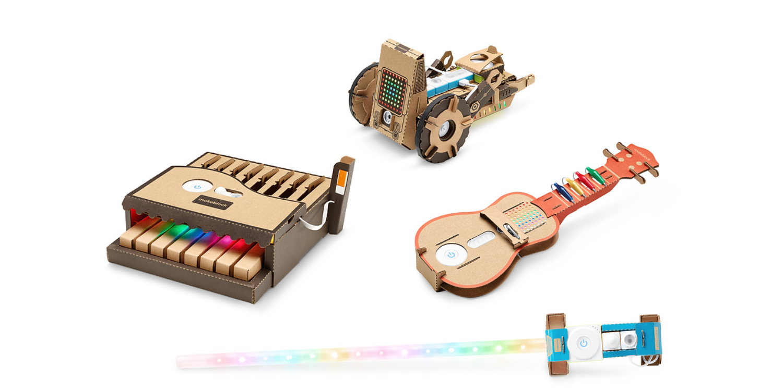 Makeblock Neuron Explorer Kit finished products