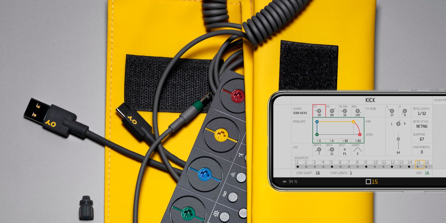 The OP-Z sequencer is insanely powerful, but is it worth it