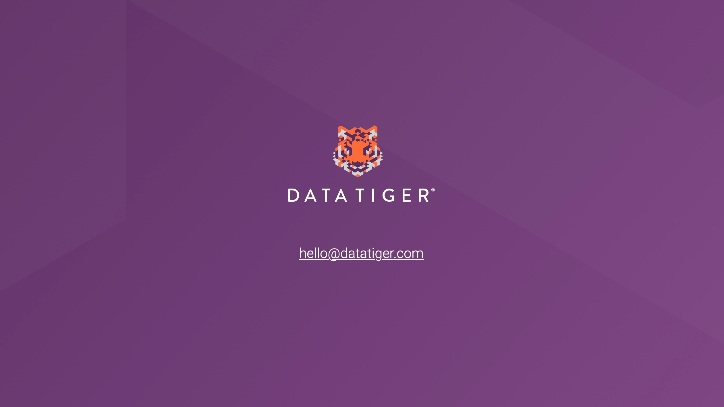 Apple acquires DataTiger, a digital marketing startup focused on 'putting your data to work'