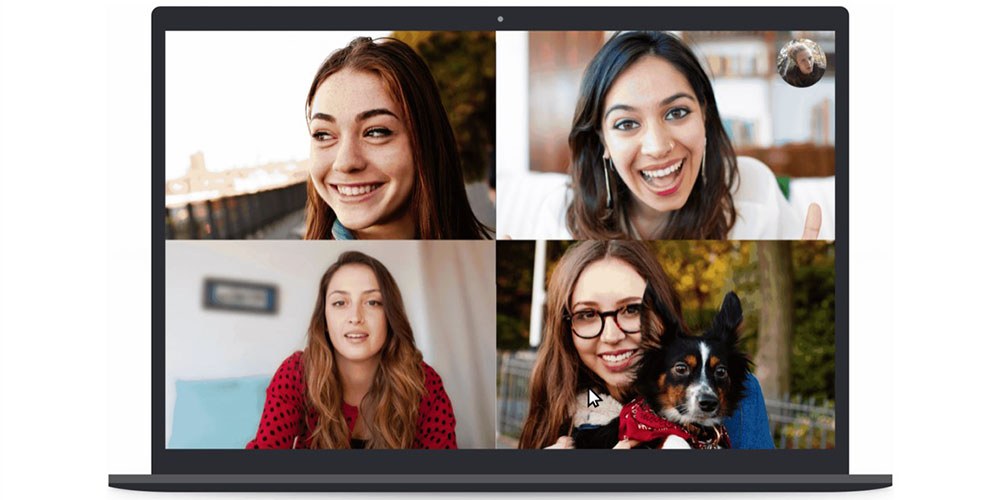 Skype adding Portrait-style background blurring on live video calls