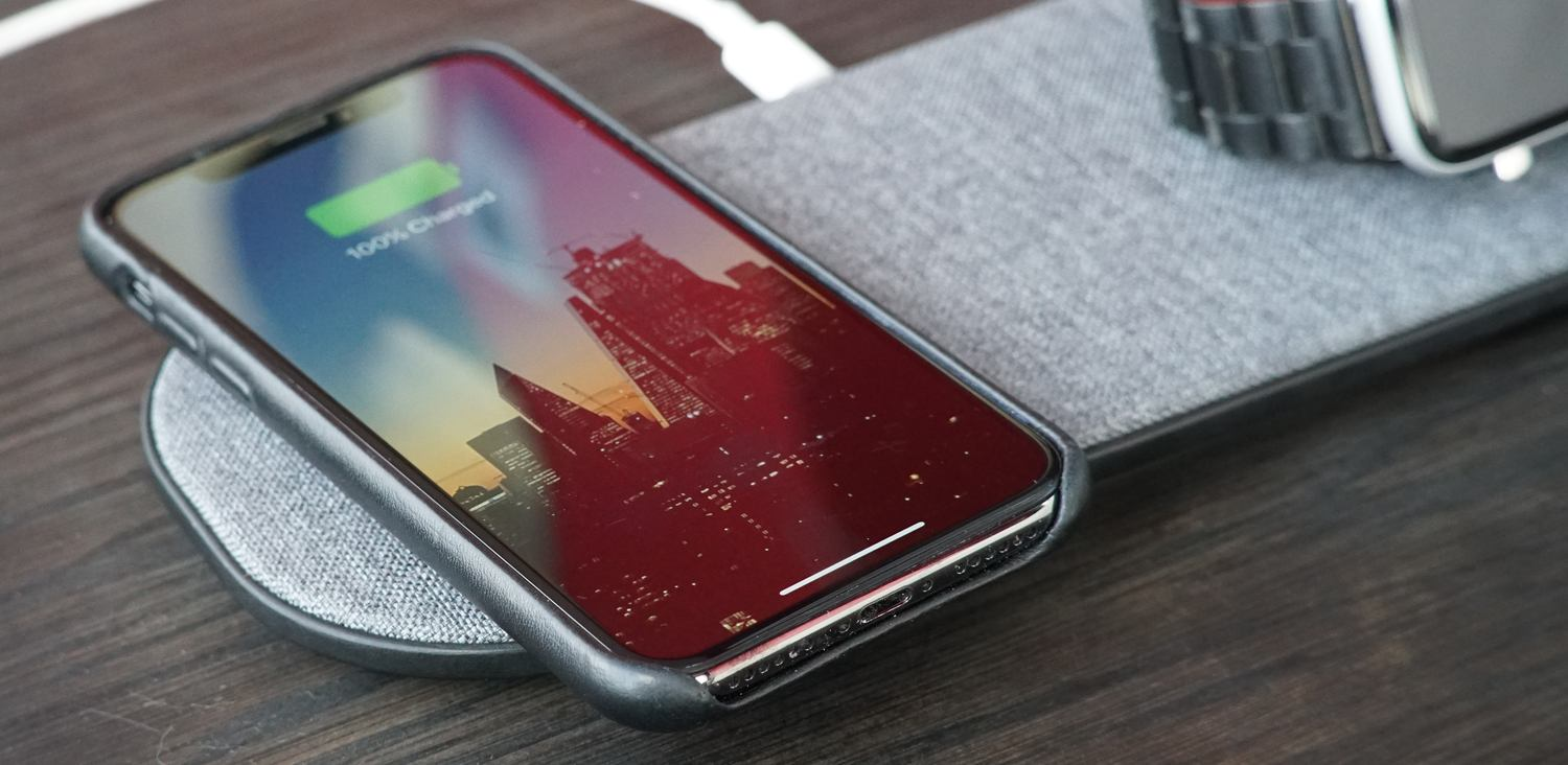 SliceCharge Pro review AirPower any position multi coil iPhone charger
