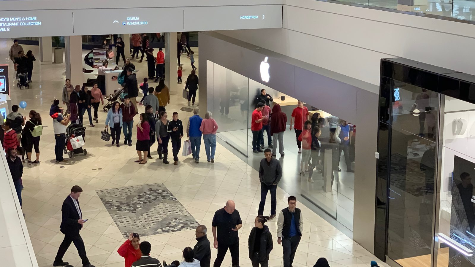 Flagship Apple Store Coming To San Jose S Westfield Valley