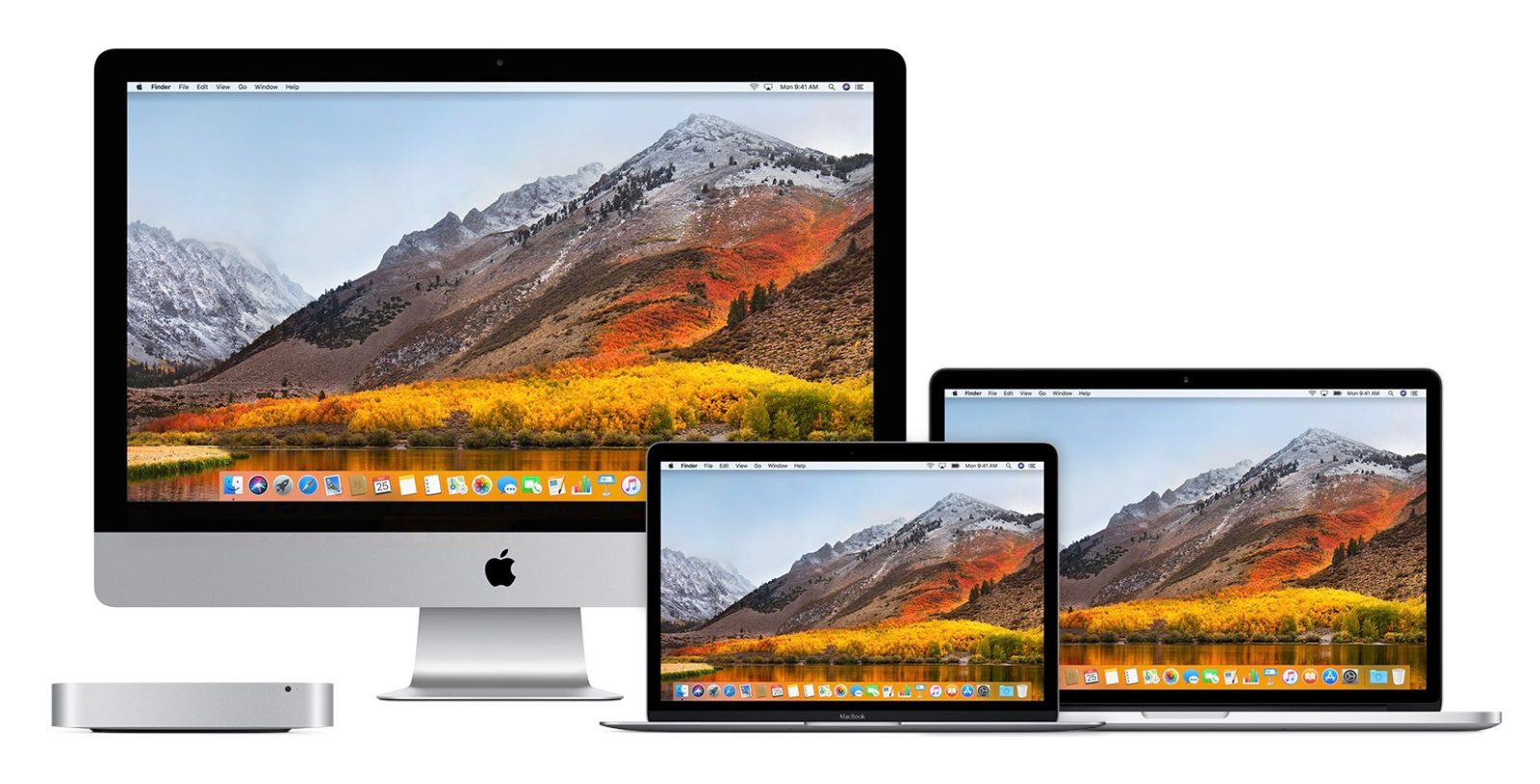 All versions of macOS losing Back to My Mac iCloud feature