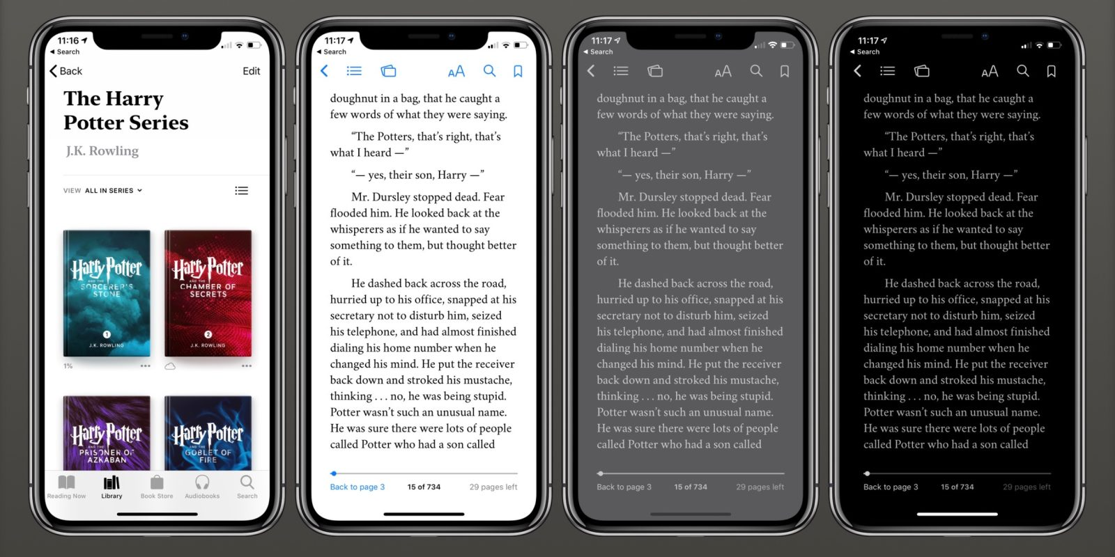 How to use dark mode with Apple Books on iPhone and iPad - 9to5Mac