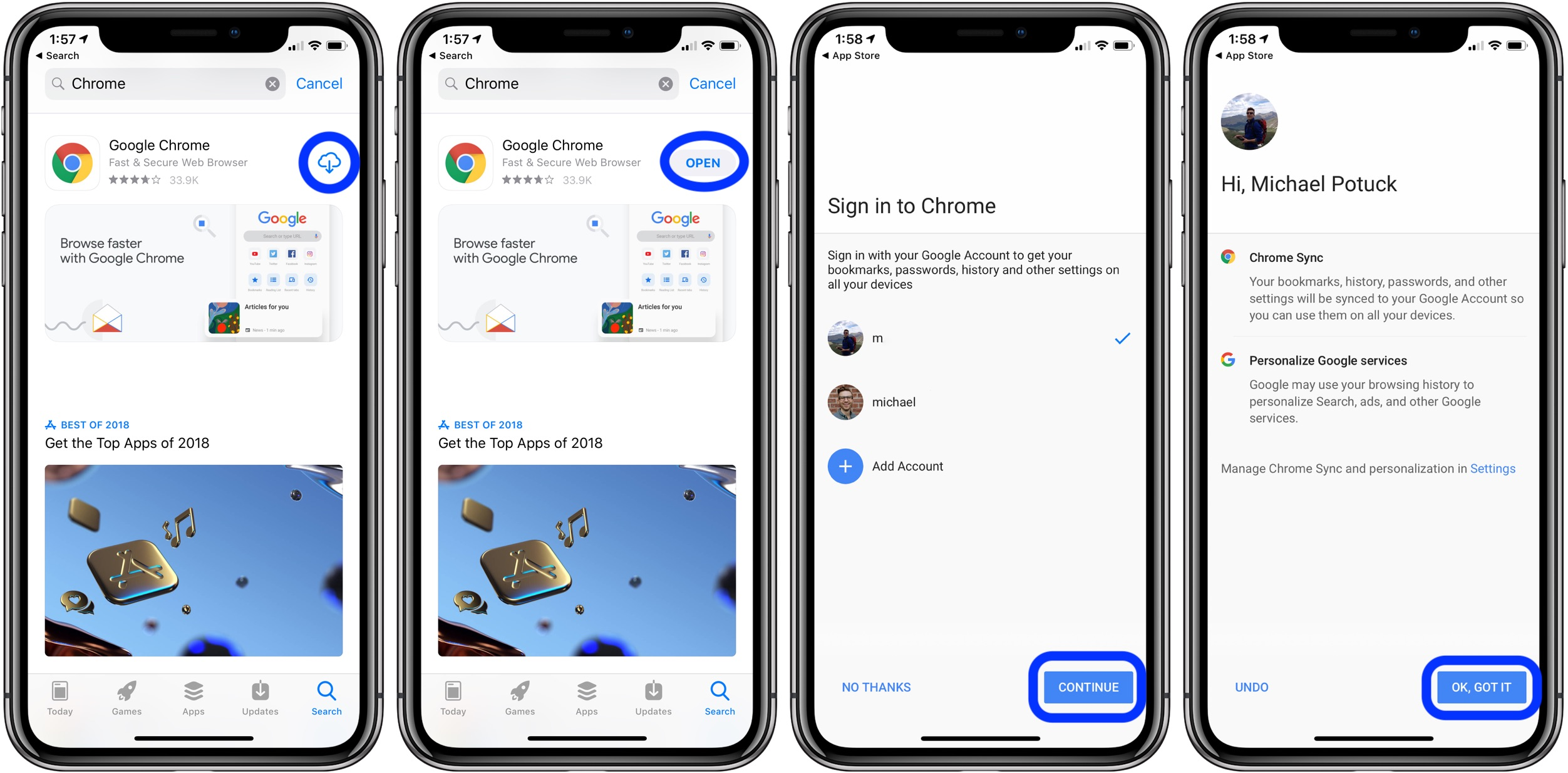 How to use Google's Chrome browser on iPhone - 9to5Mac