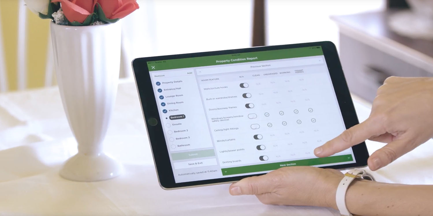 iPad app for public housing tenants will cut repair times, could even prevent tragedies