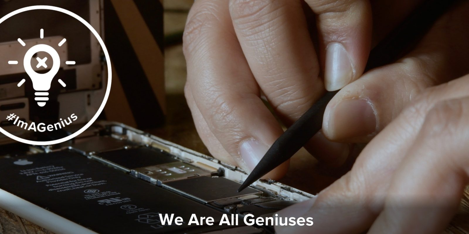 IFixit Launches 'I'm a Genius' Campaign to Encourage Users to Repair their own Devices