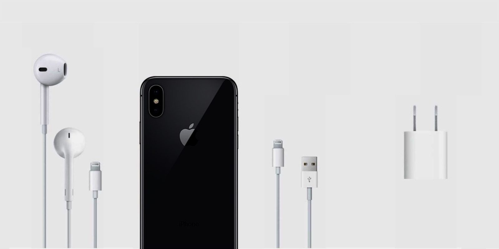 2019 iPhone reported to stick to Lightning port and same 5W USB-A charger in box