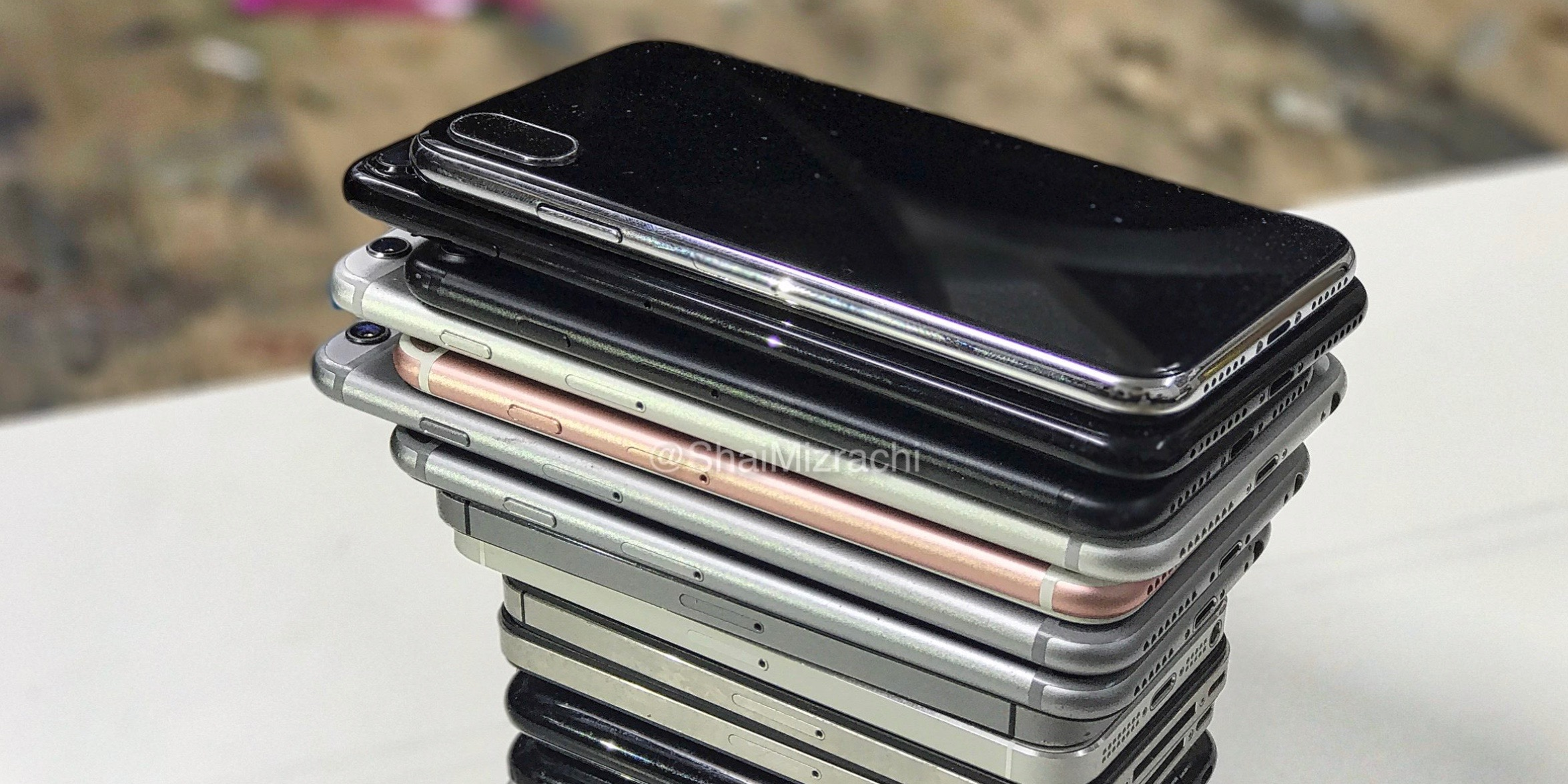 Test compares cellular speeds for top iPhone models, difference between the iPhone 5s and XS, more