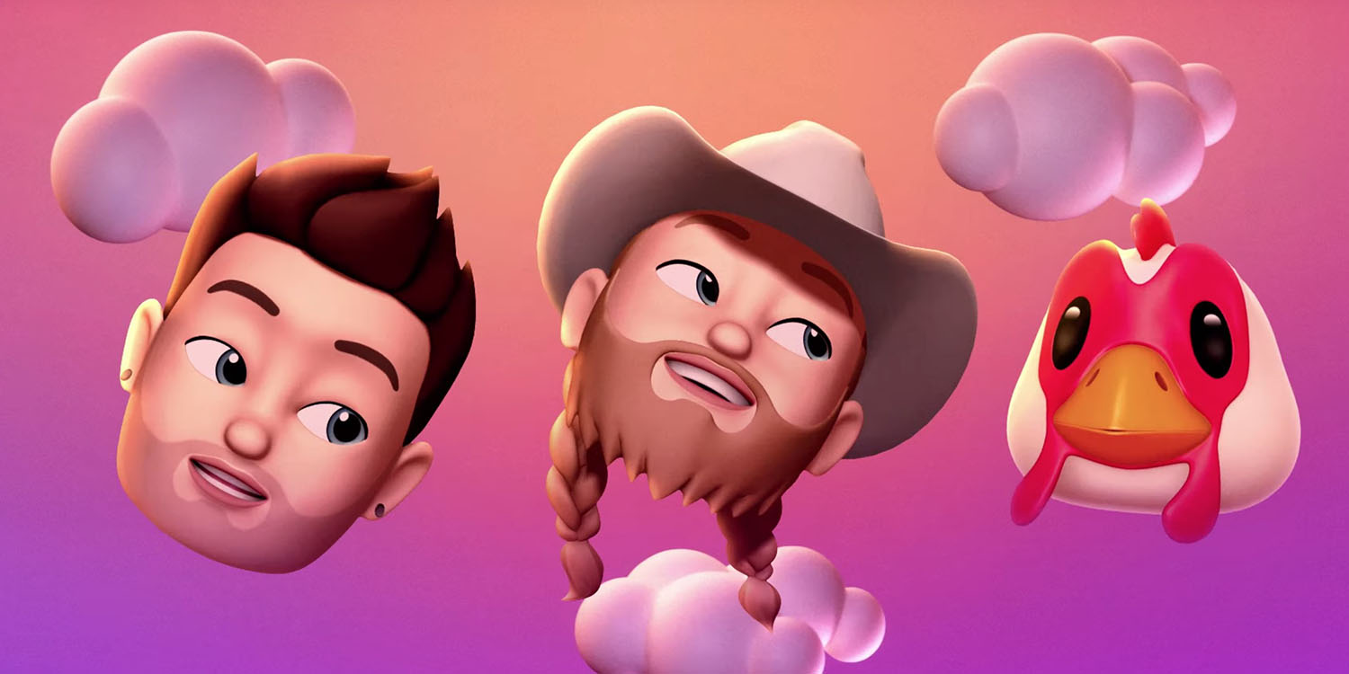 Apple shows off Memoji capabilities with three fun music videos