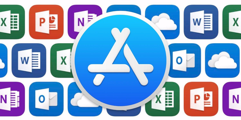 Microsoft in Education Mac App Store