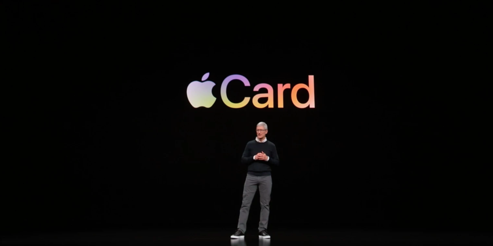 Apple unveils Apple Card in partnership with Goldman Sachs