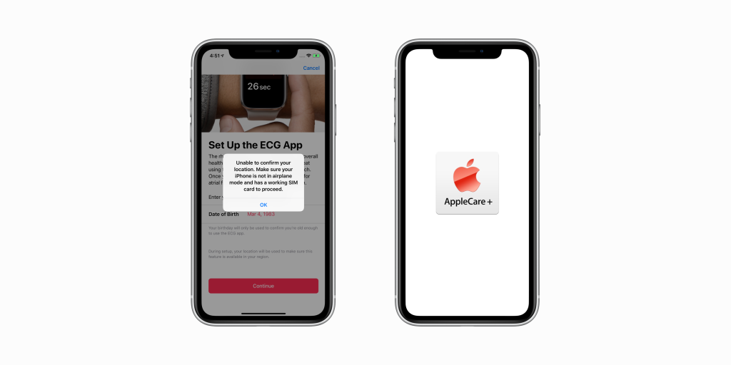 iOS 12 2 under-the-hood: ECG changes, AppleCare status, more
