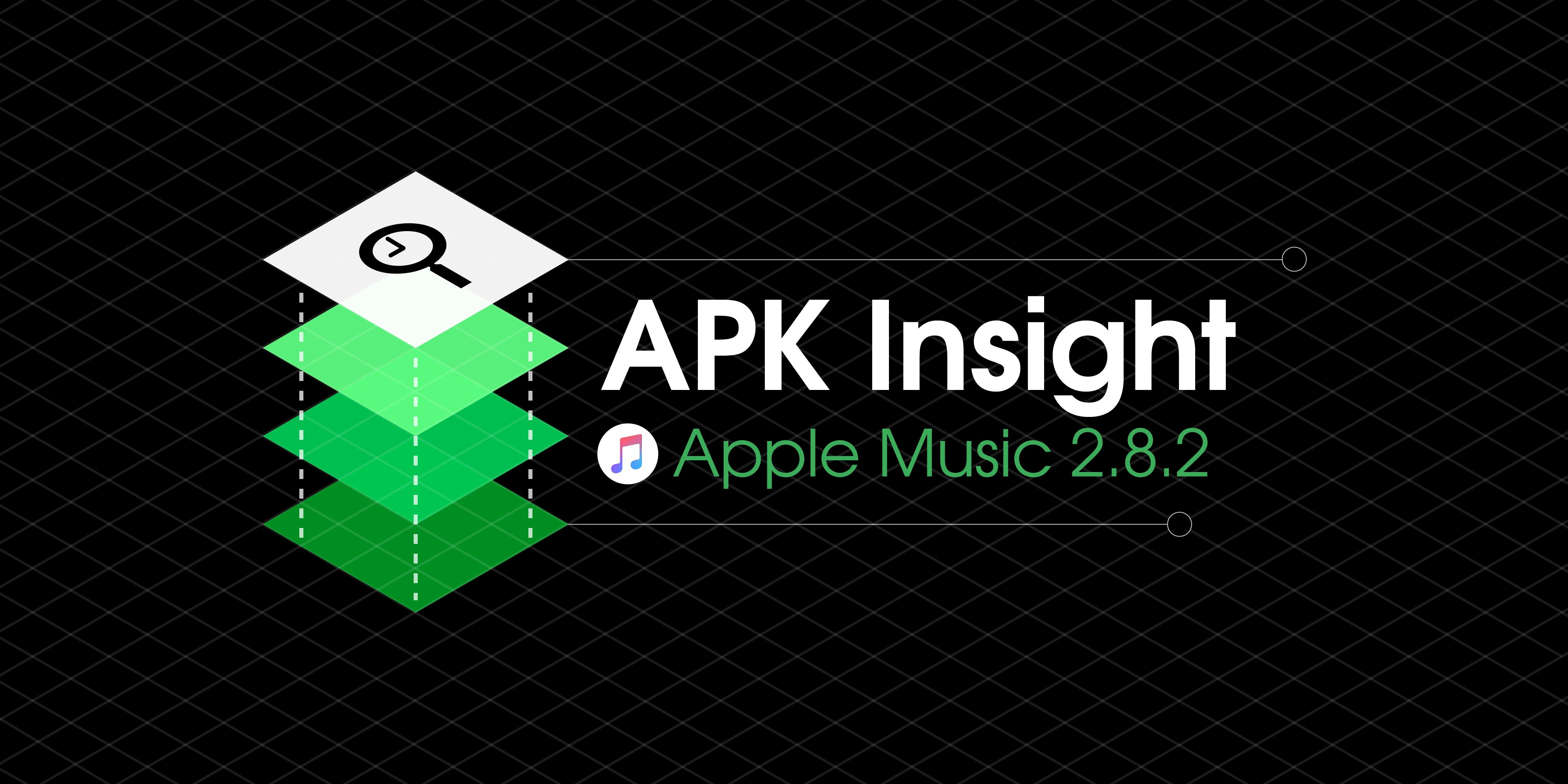 Apple Music for Android lays the groundwork for Chromecast support [APK Insight]