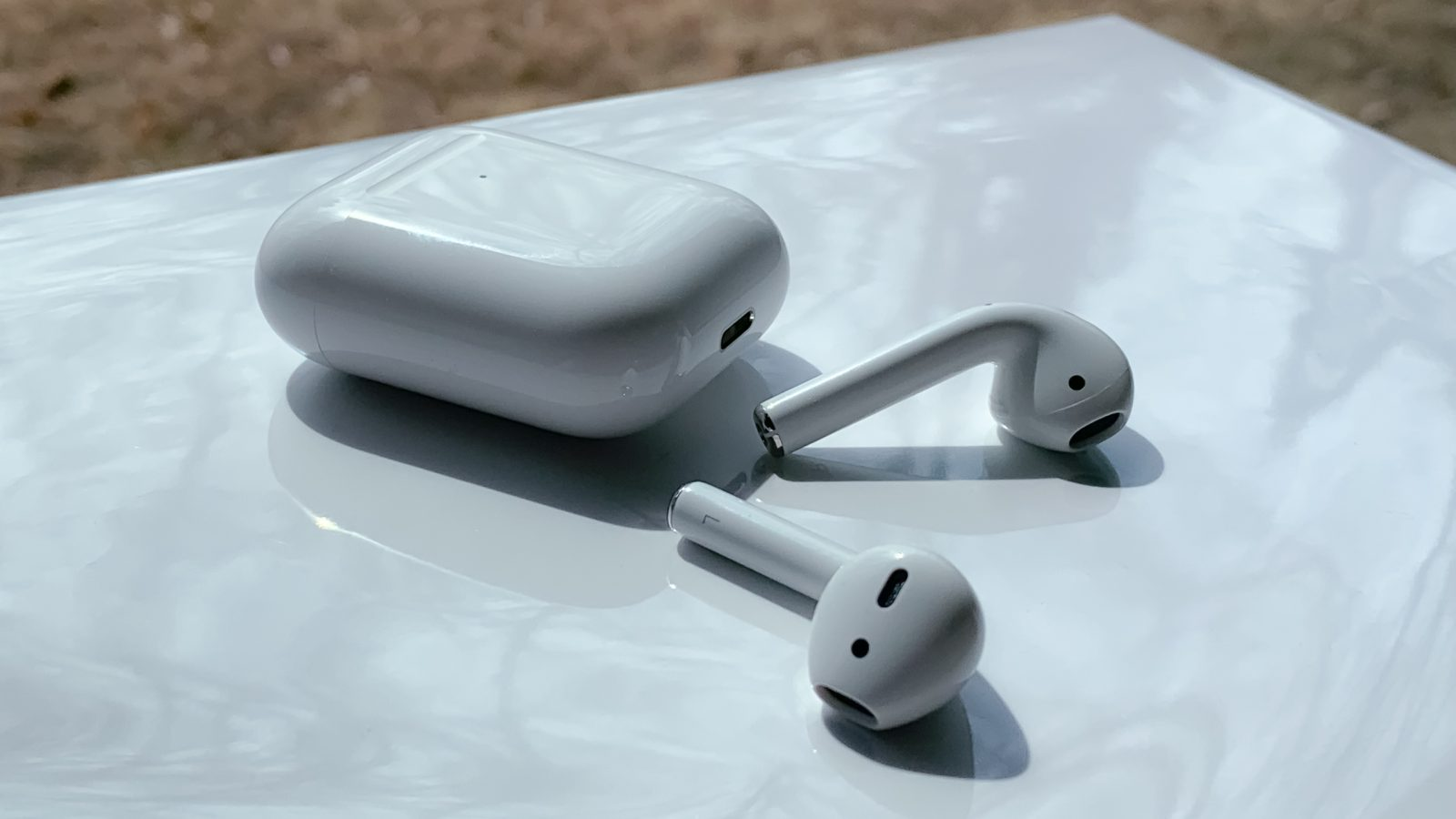 official photos 9970d 439cb Experiencing AirPods: First impressions of Apple's second-gen ...