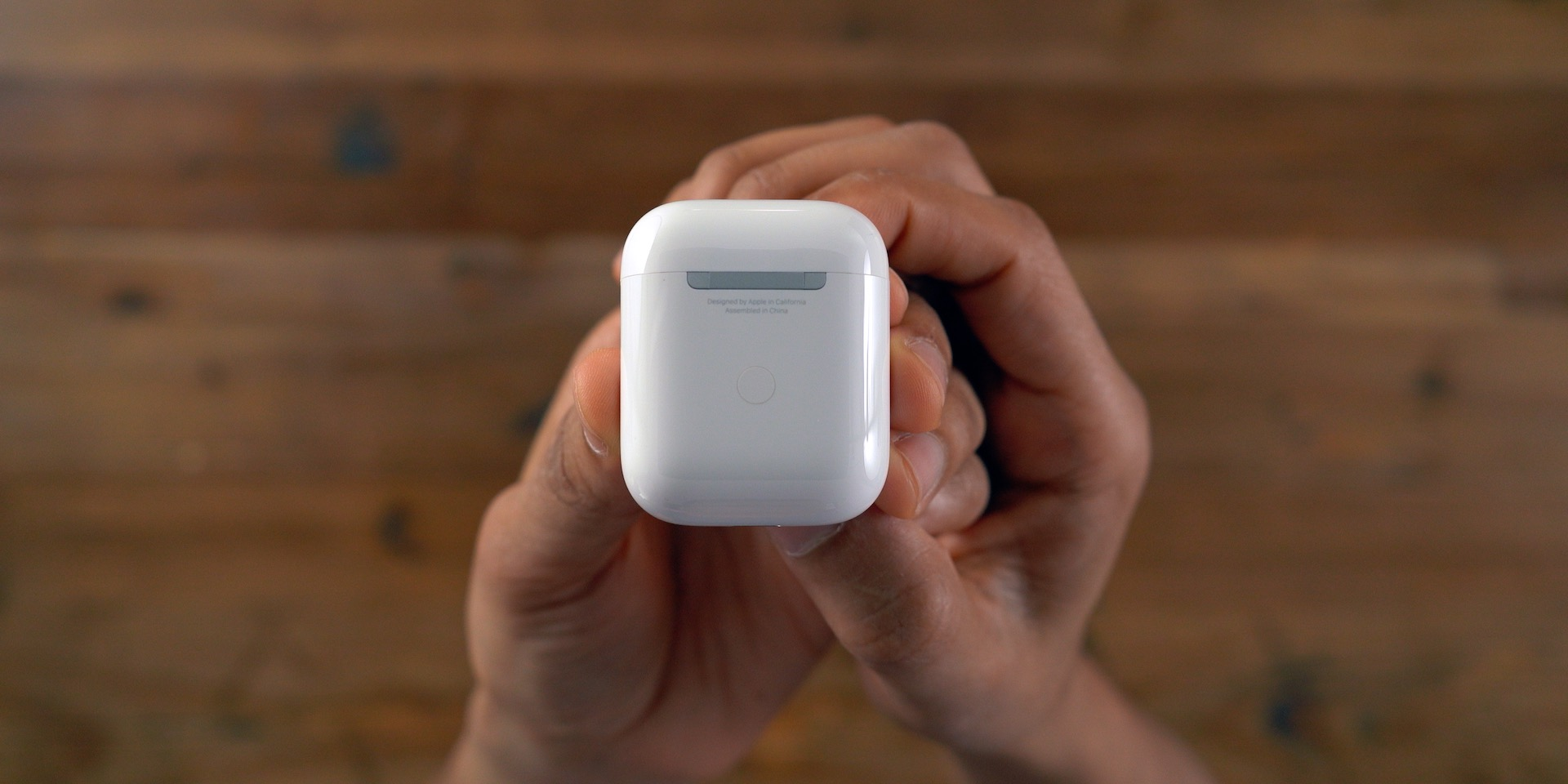 AirPods 2 Rear