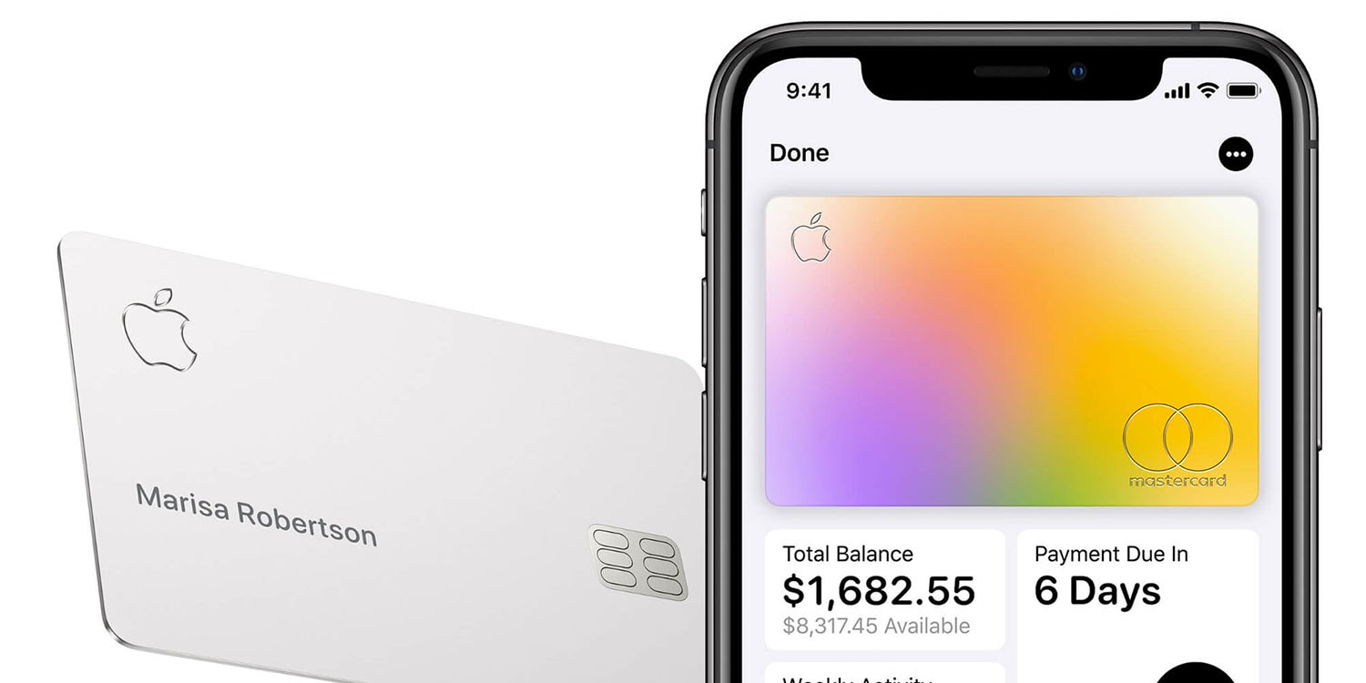 photo of Goldman CEO says employees are testing – and loving – Apple Card ahead of its summer launch image