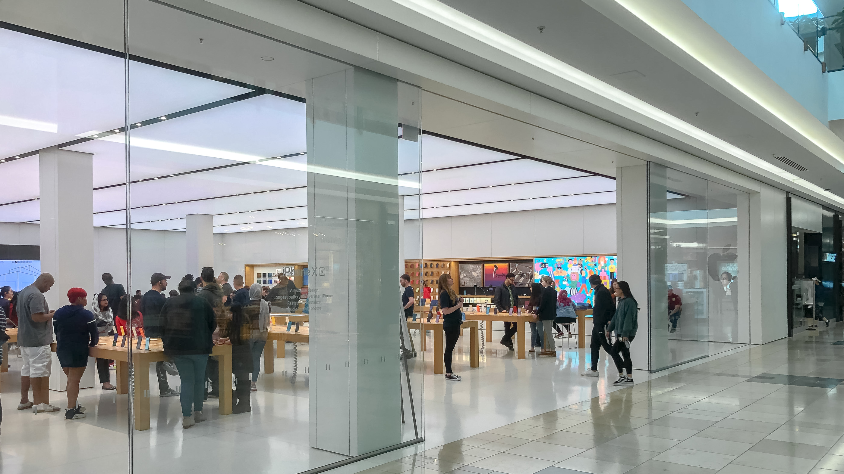 Apple confirms Plano and Frisco, Texas retail stores will permanently close on April 12th
