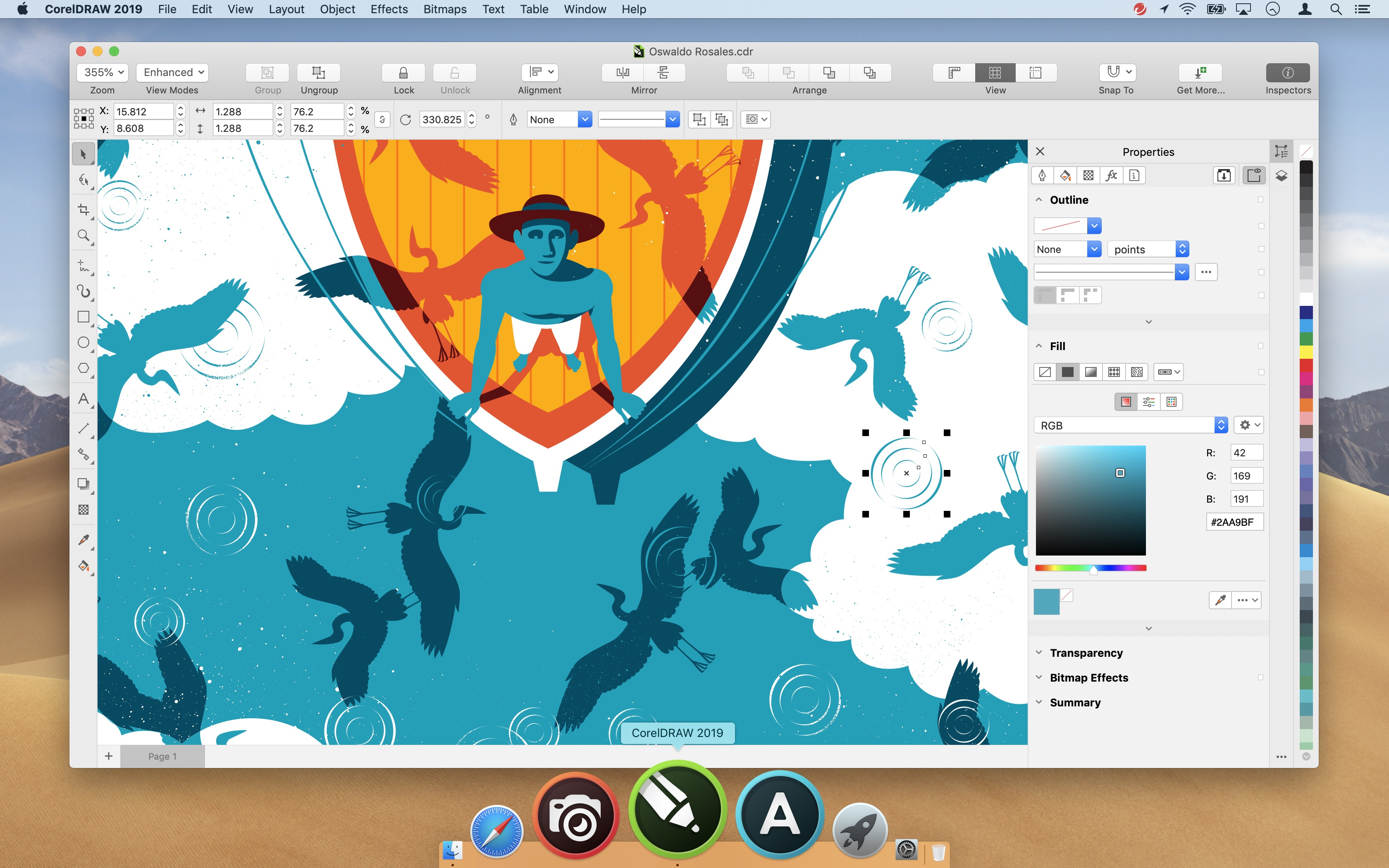corel draw software free download for mac