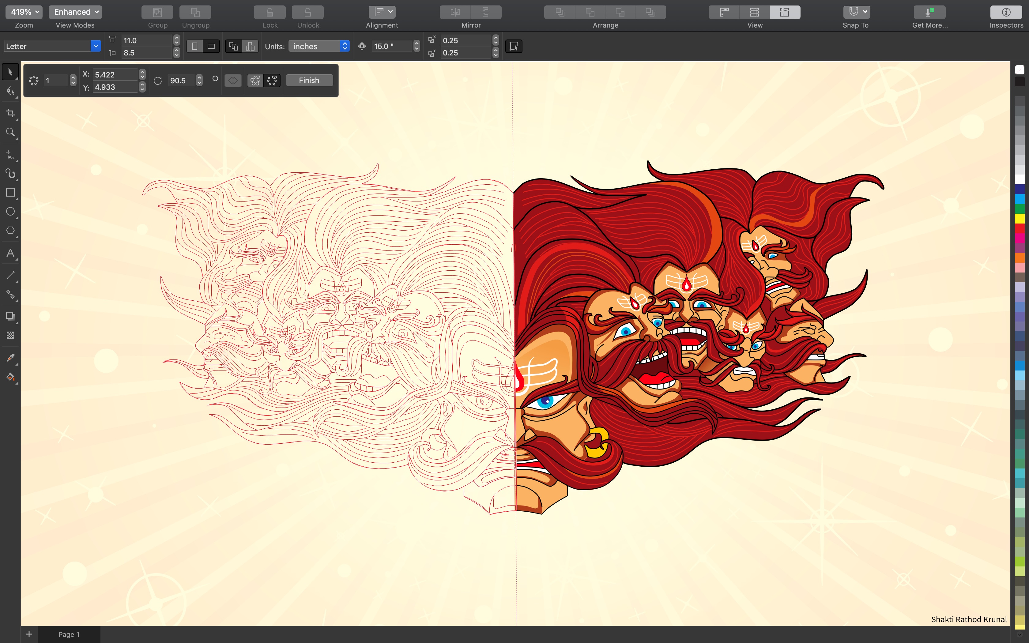 CorelDRAW Graphics Suite 2019 comes to Mac with Mojave
