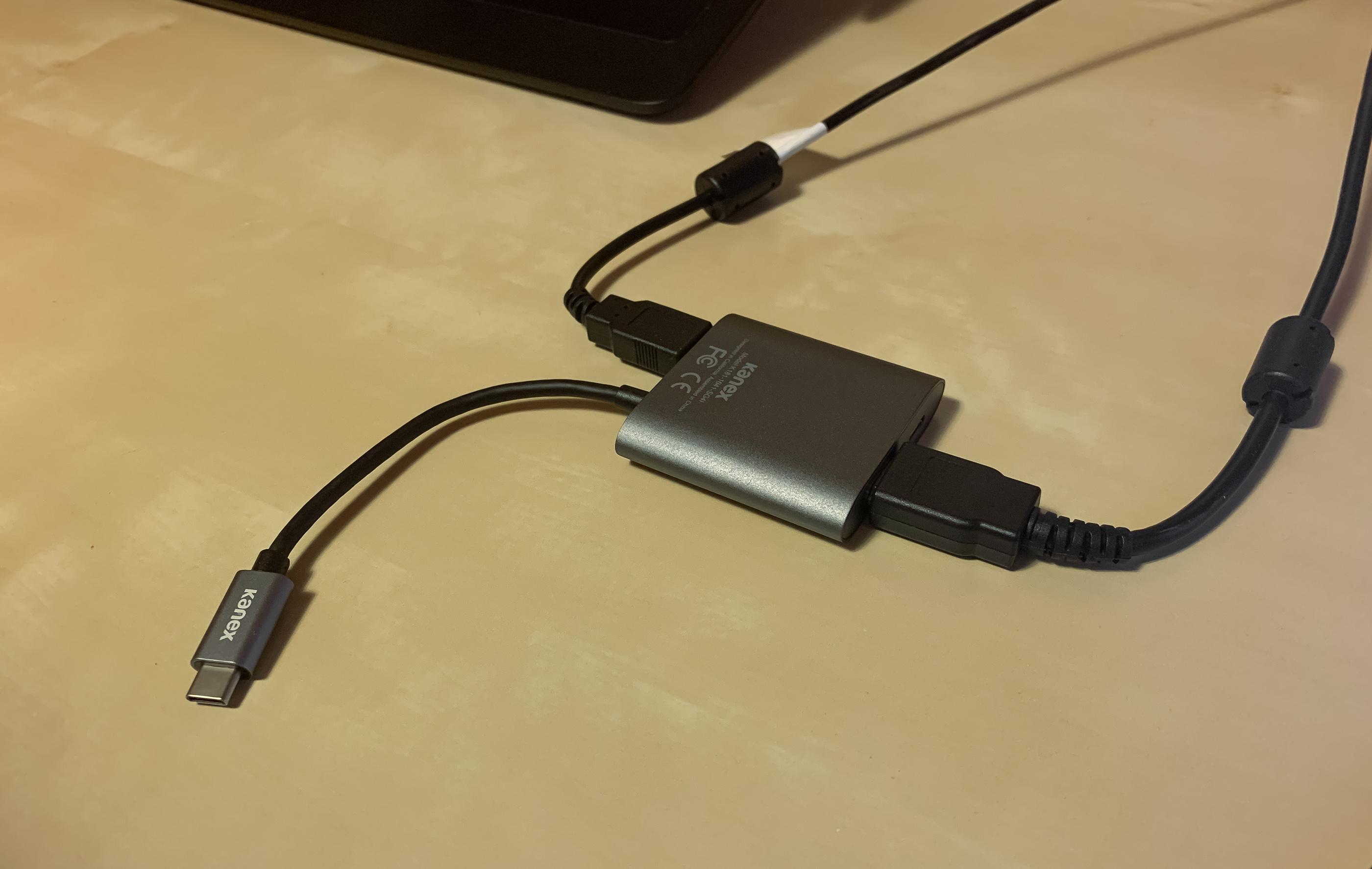 Wacom Cintiq 16 cables