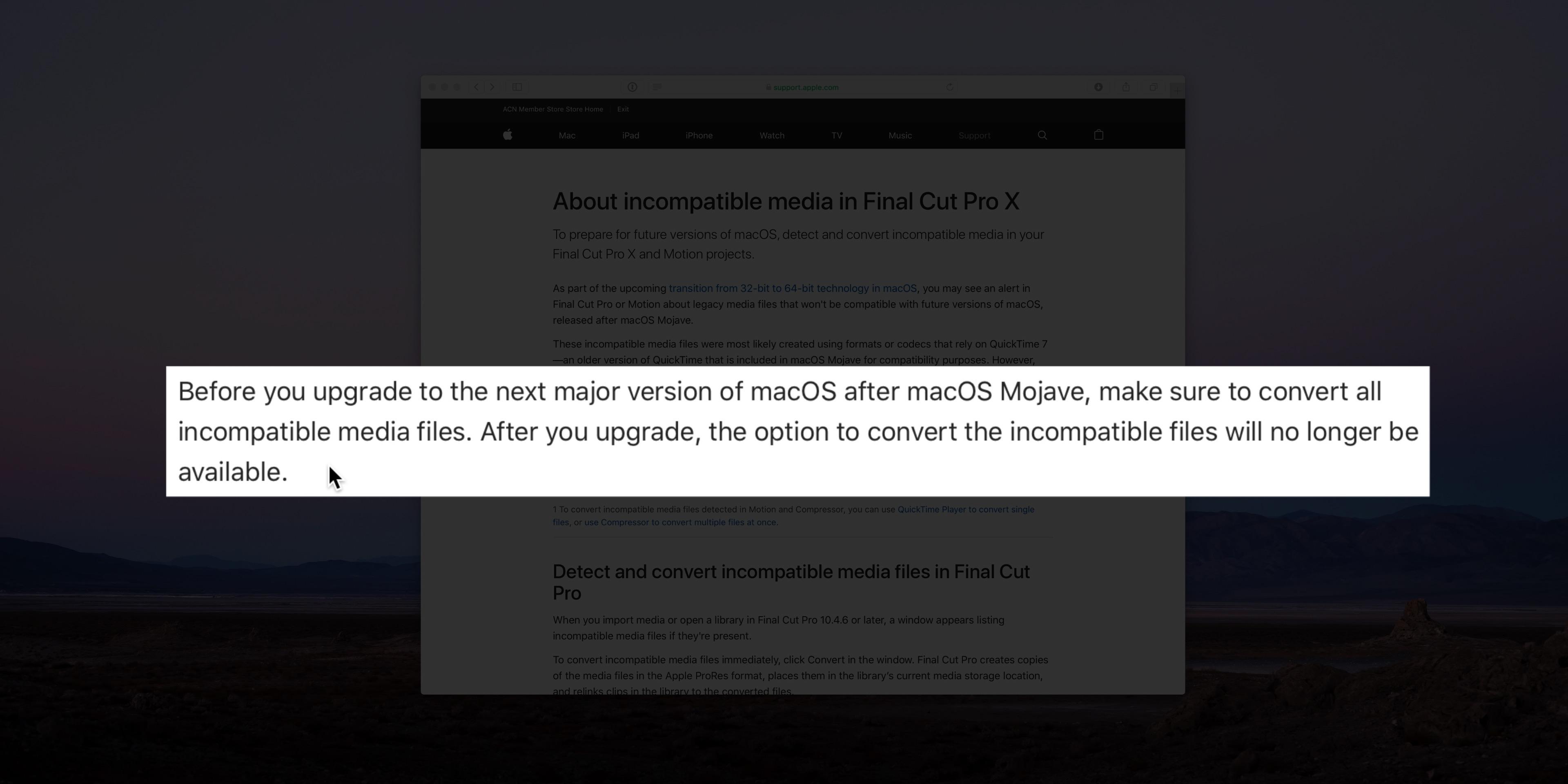 Final Cut Friday: FCP X 10 4 6 update [Video] - 9to5Mac