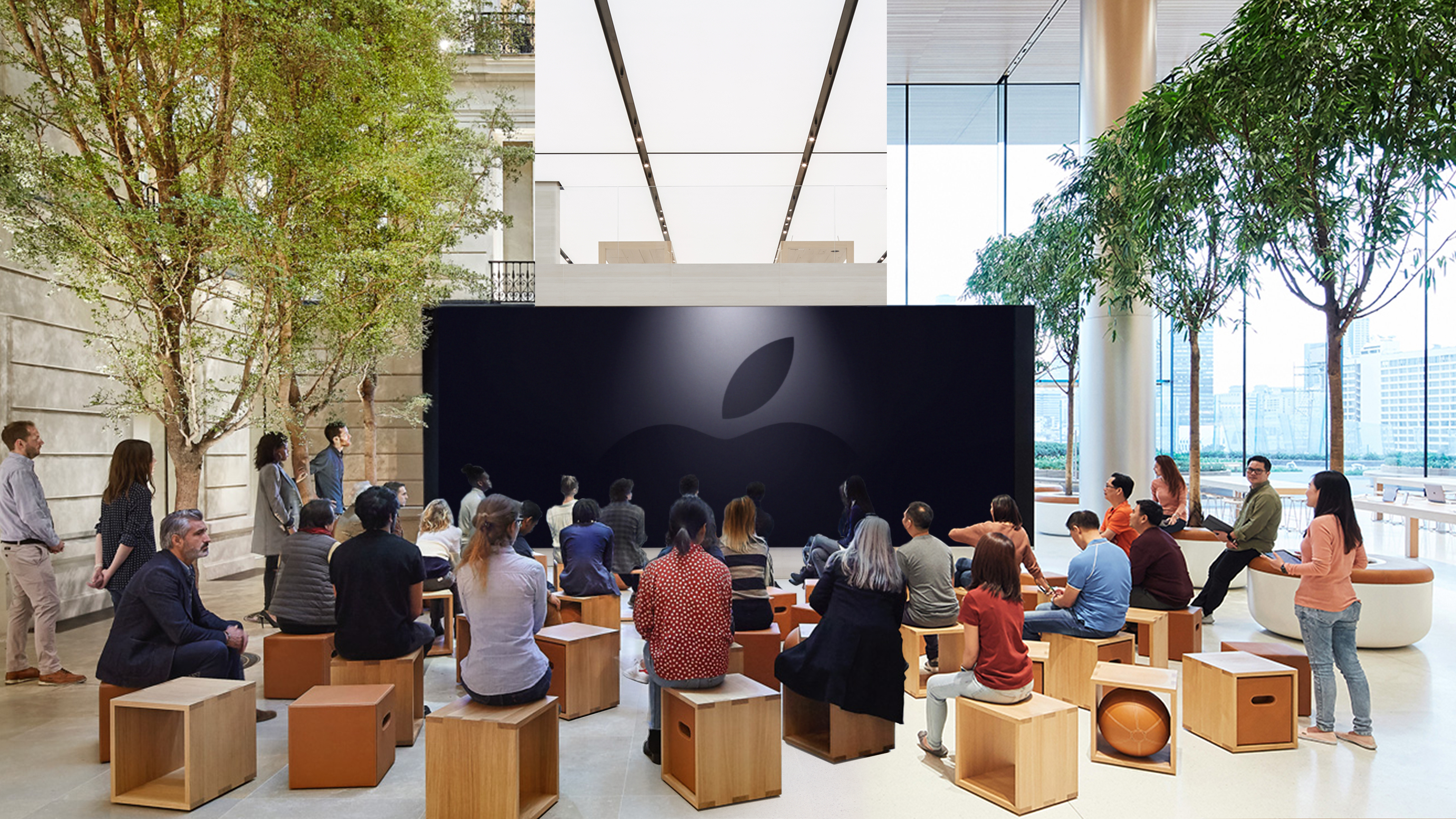 Apple Stores across the world will offer livestreams of March 25th Special Event