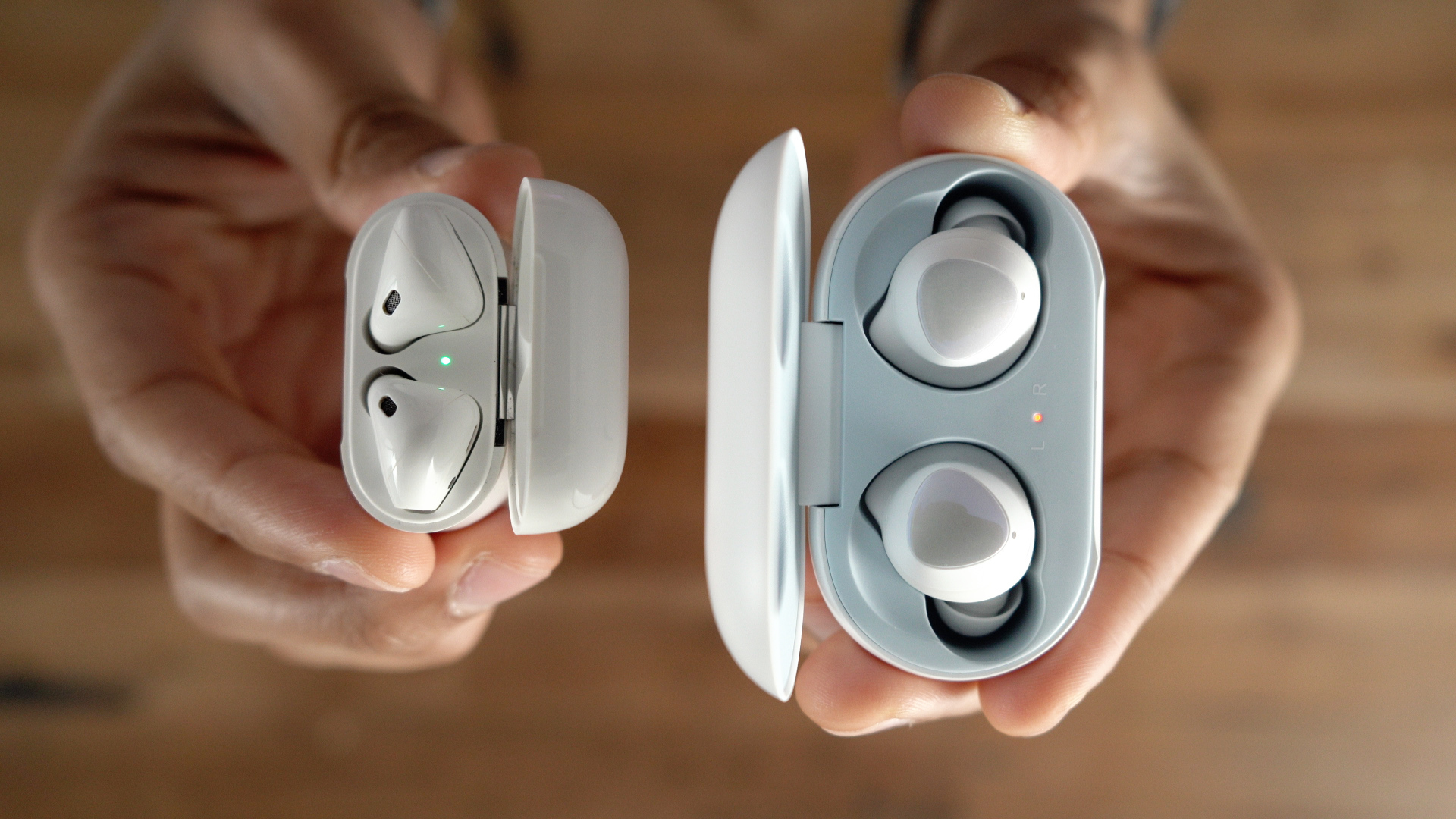 Samsung Galaxy Buds: impressions from an AirPods user